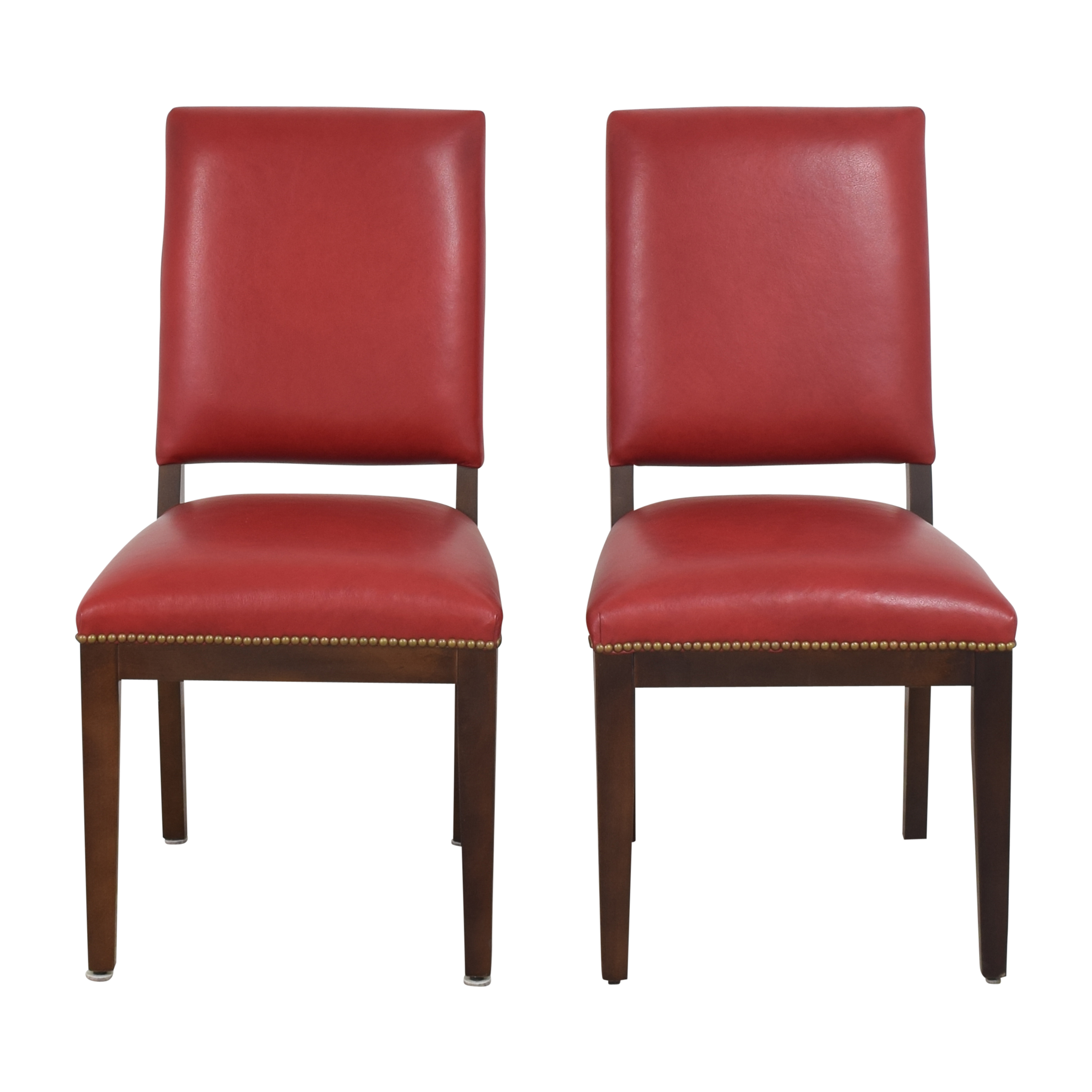 Nailhead Dining Chairs for sale