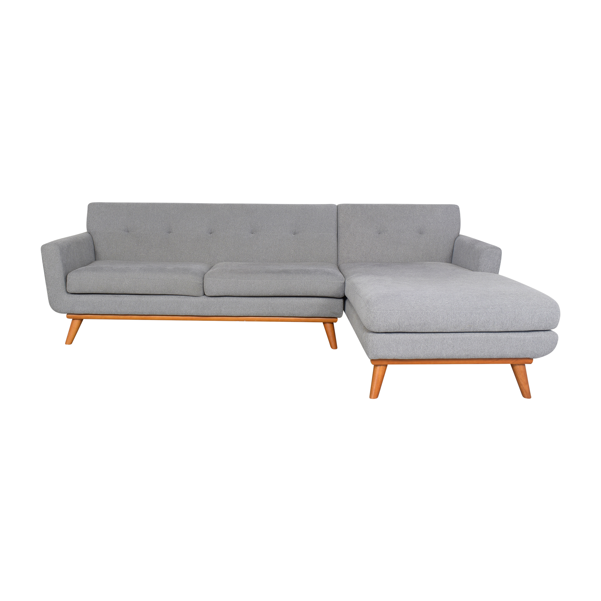 buy Modway Engage Chaise Sectional Sofa Modway Sectionals