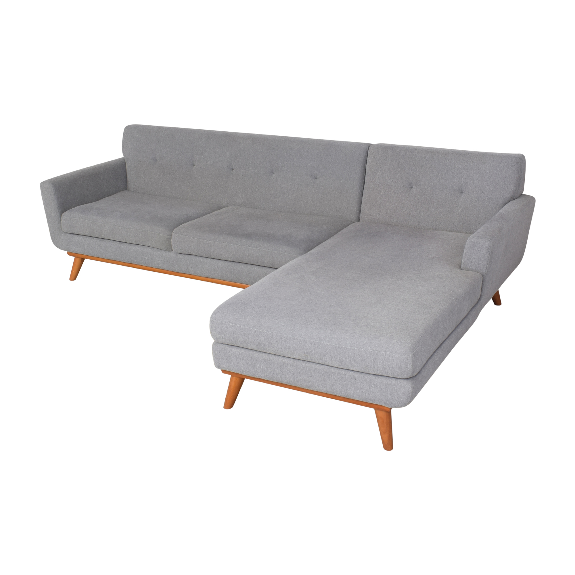 shop Modway Engage Chaise Sectional Sofa Modway Sofas