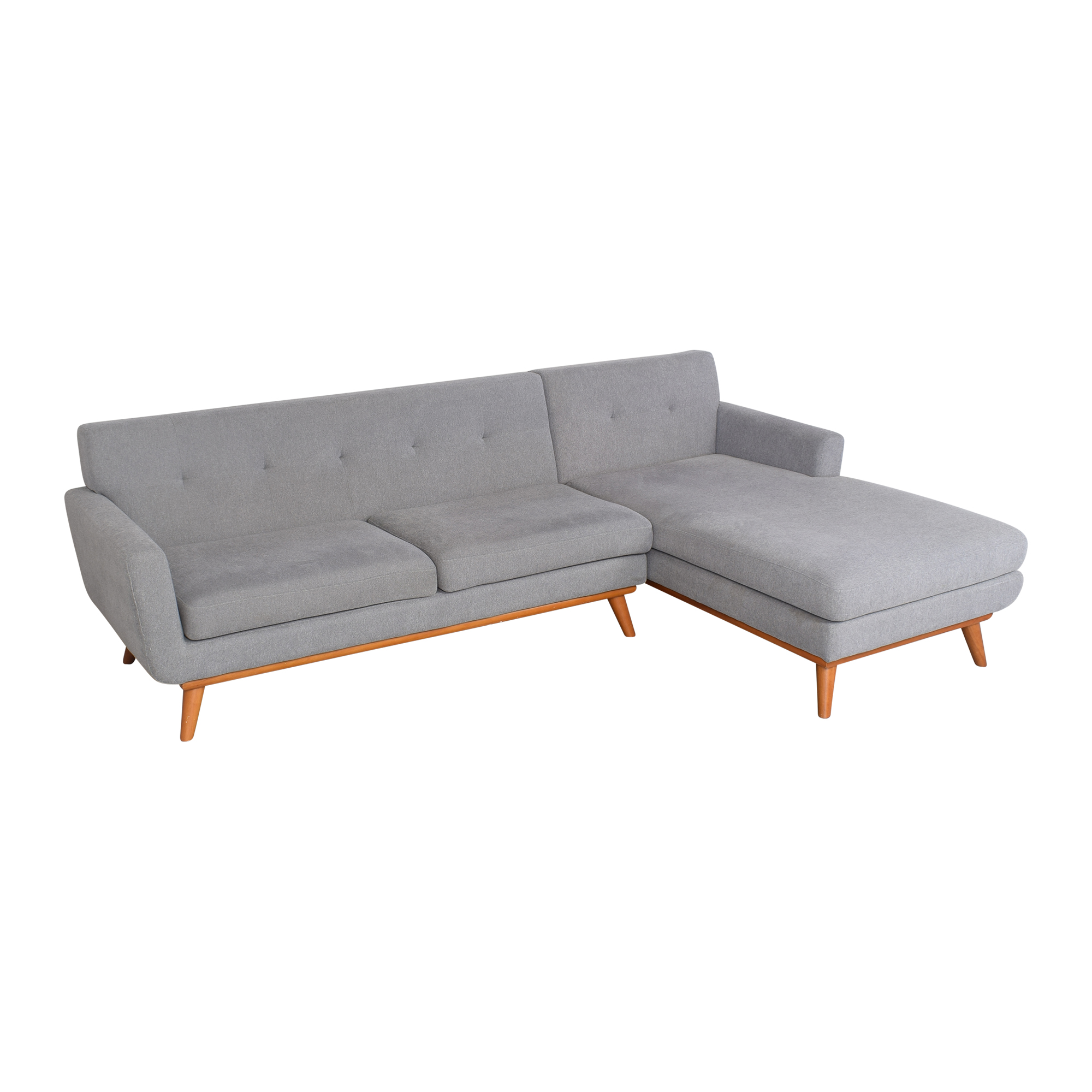 Modway Modway Engage Chaise Sectional Sofa price