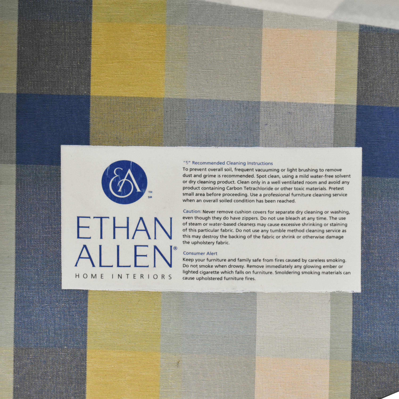 Ethan Allen Ethan Allen Plaid Sofa used