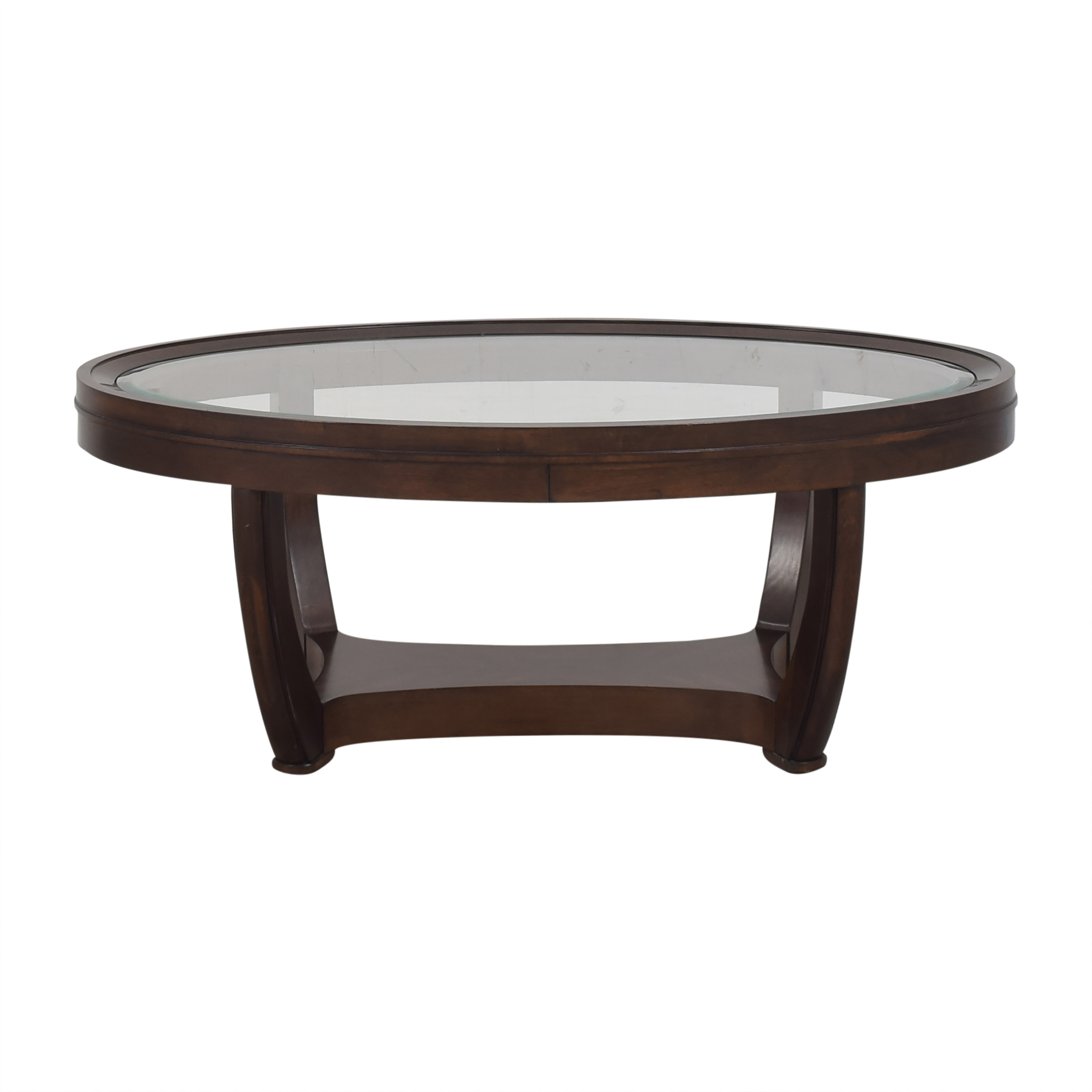 buy  Oval Coffee Table online