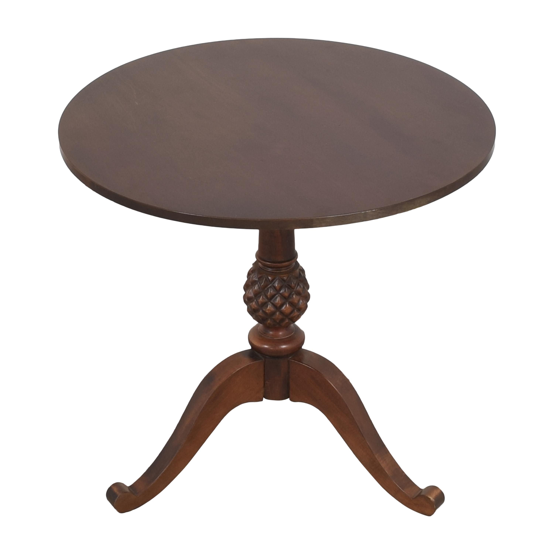 buy Ethan Allen Old World Treasures Accent Table Ethan Allen Accent Tables