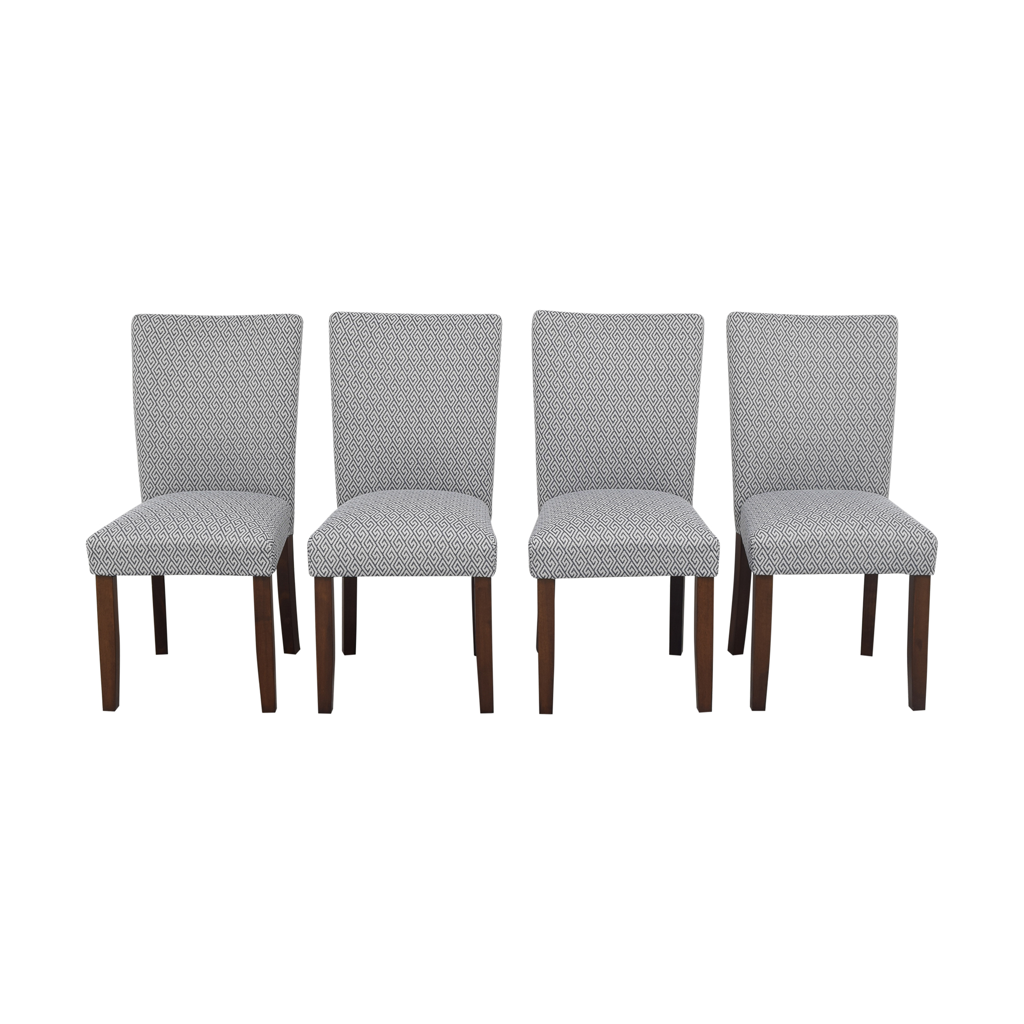Upholstered Dining Side Chairs ma