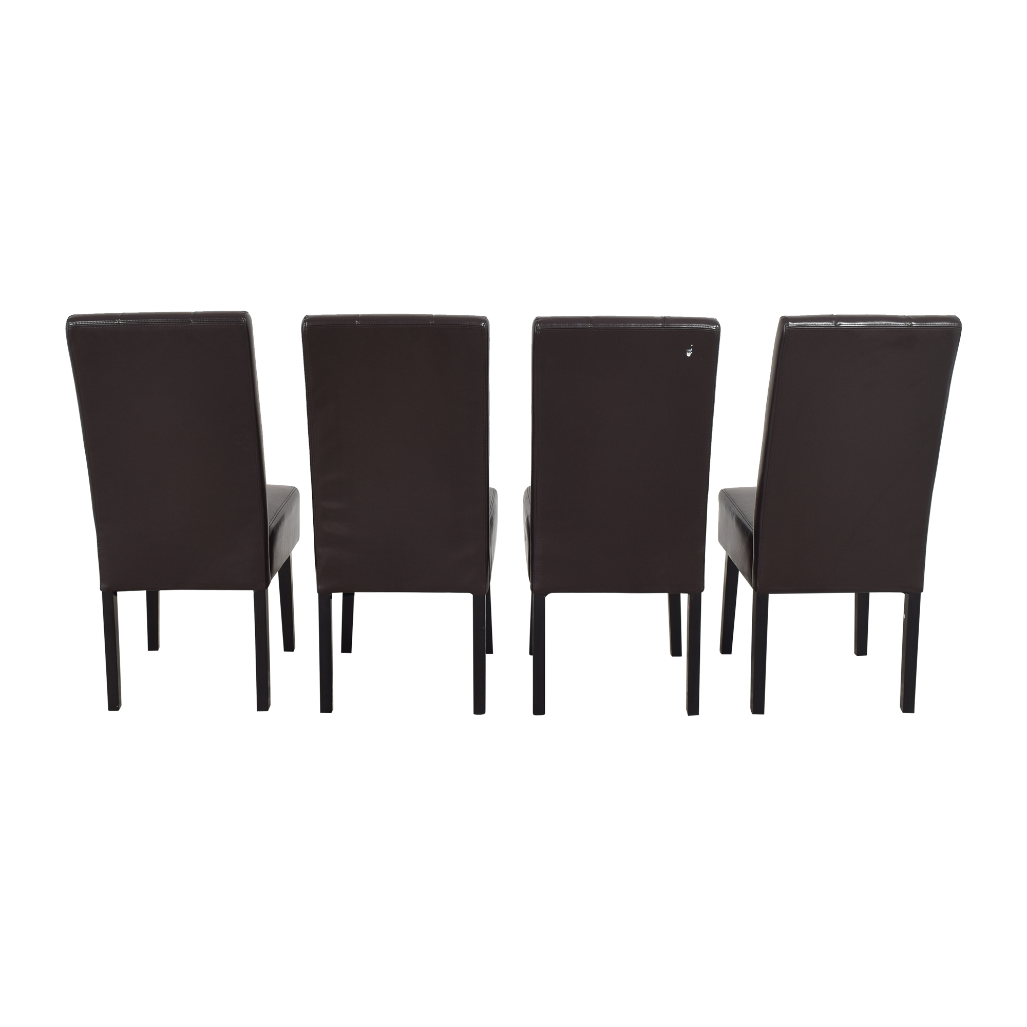 Noble House Gentry Tufted Dining Chairs sale