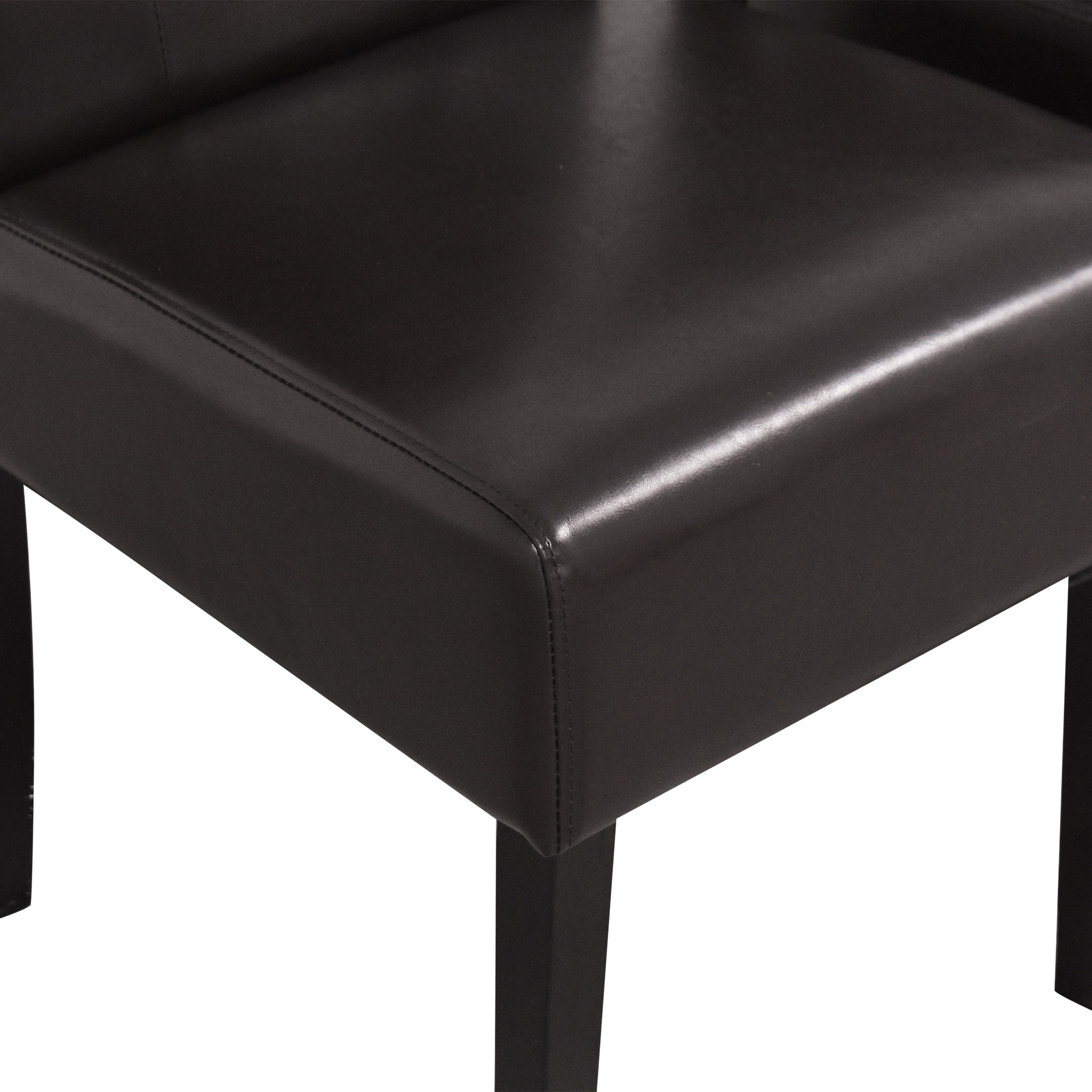 Noble House Noble House Gentry Tufted Dining Chairs pa
