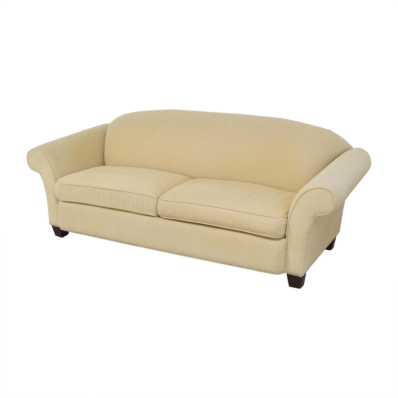 buy Braxton Culler Braxton Culler Two Cushion Roll Arm Sofa online