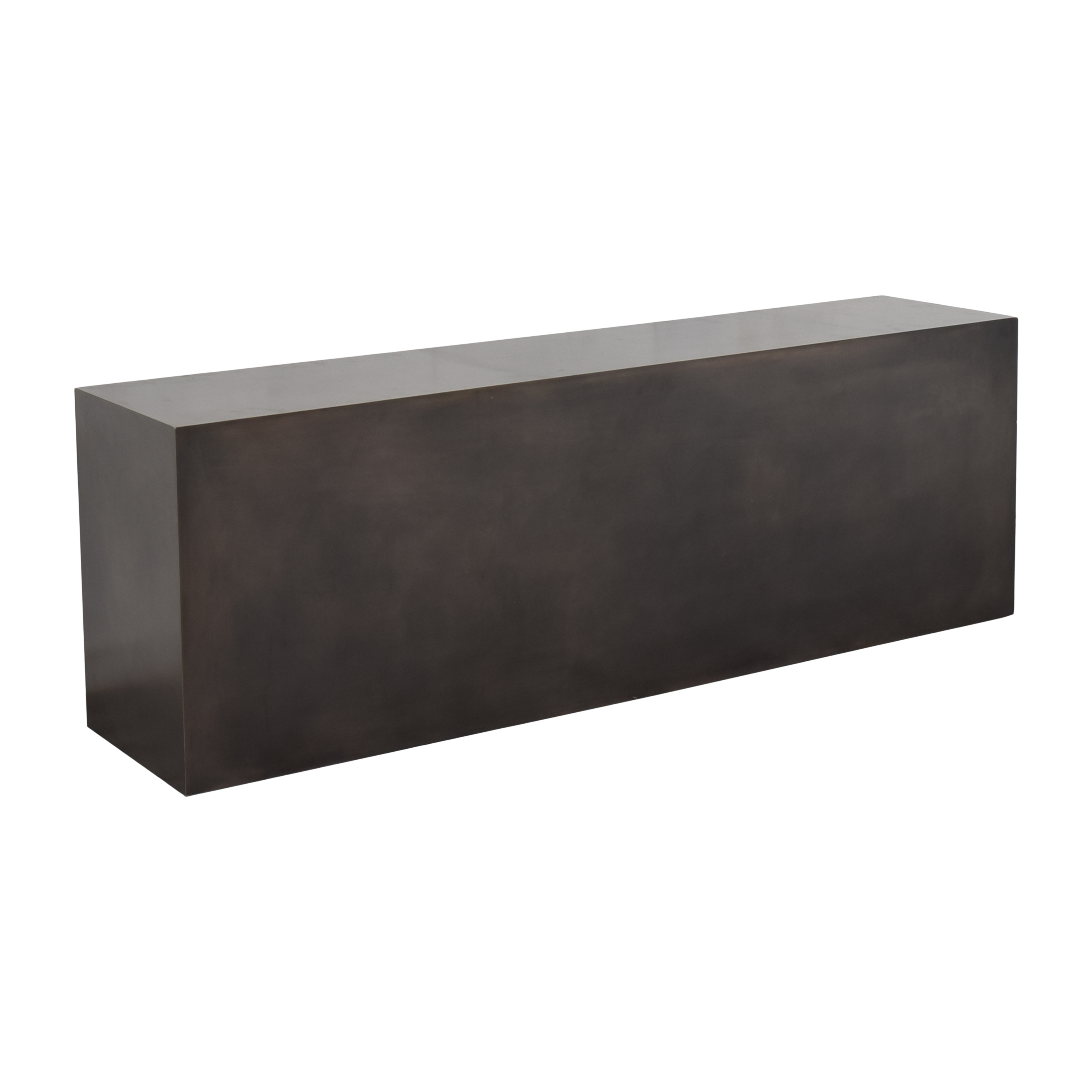 shop Rectangular Open-Back Coffee Table  Coffee Tables