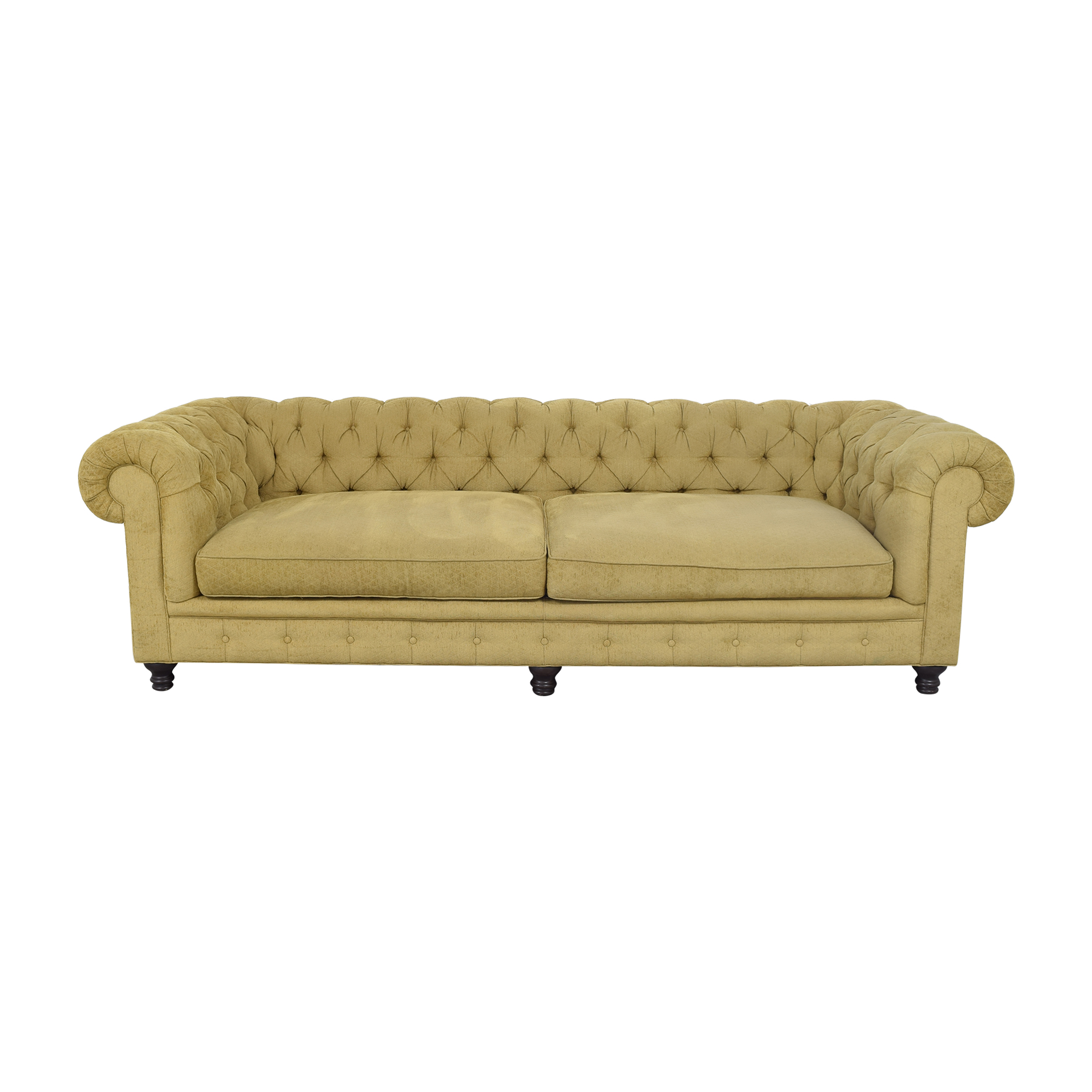 Arhaus Chesterfield Sofa / Sofas