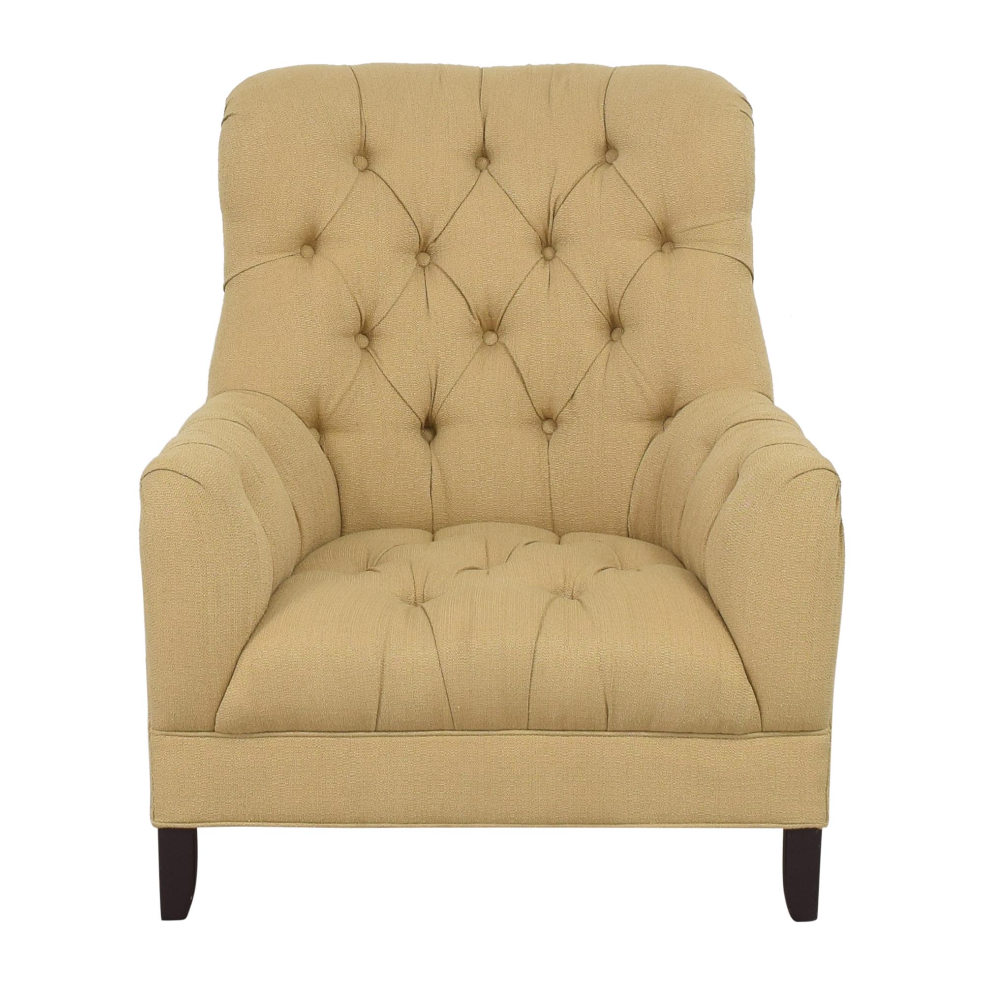 buy Arhaus Club Accent Chair Arhaus