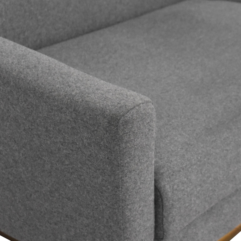 shop Kardiel Mid-Century Modern Sofa Kardiel Classic Sofas