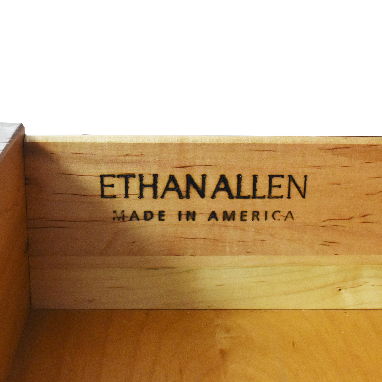 Ethan Allen British Classics Two Door Armoire / Storage