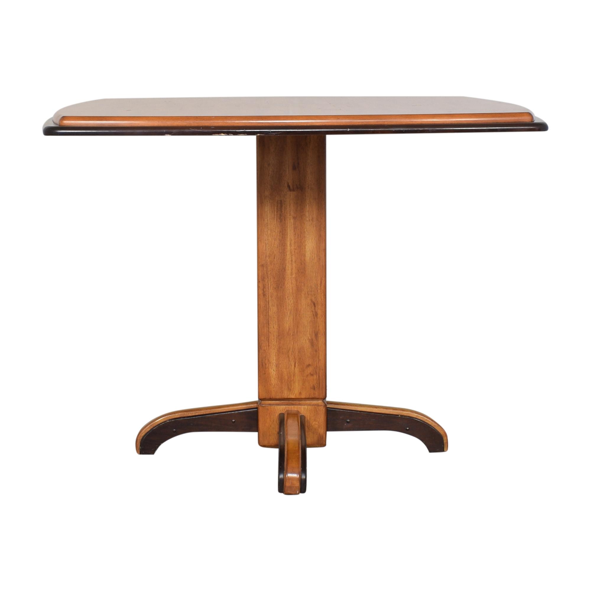 Ashley Furniture Ashley Furniture Urbandale Square Pedestal Dining Table on sale