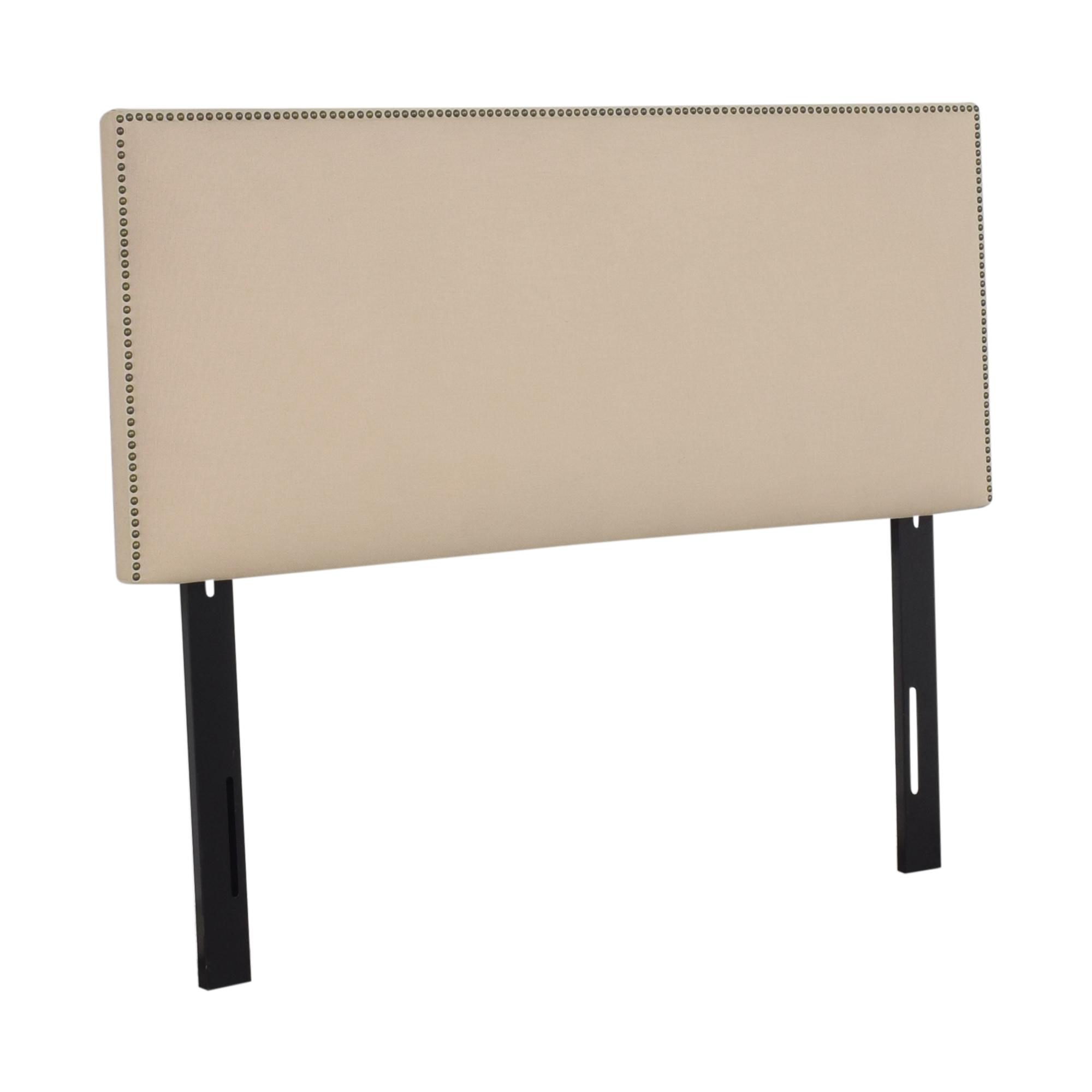 buy Skyline Furniture Nailhead Trim Full Headboard Skyline Furniture Headboards