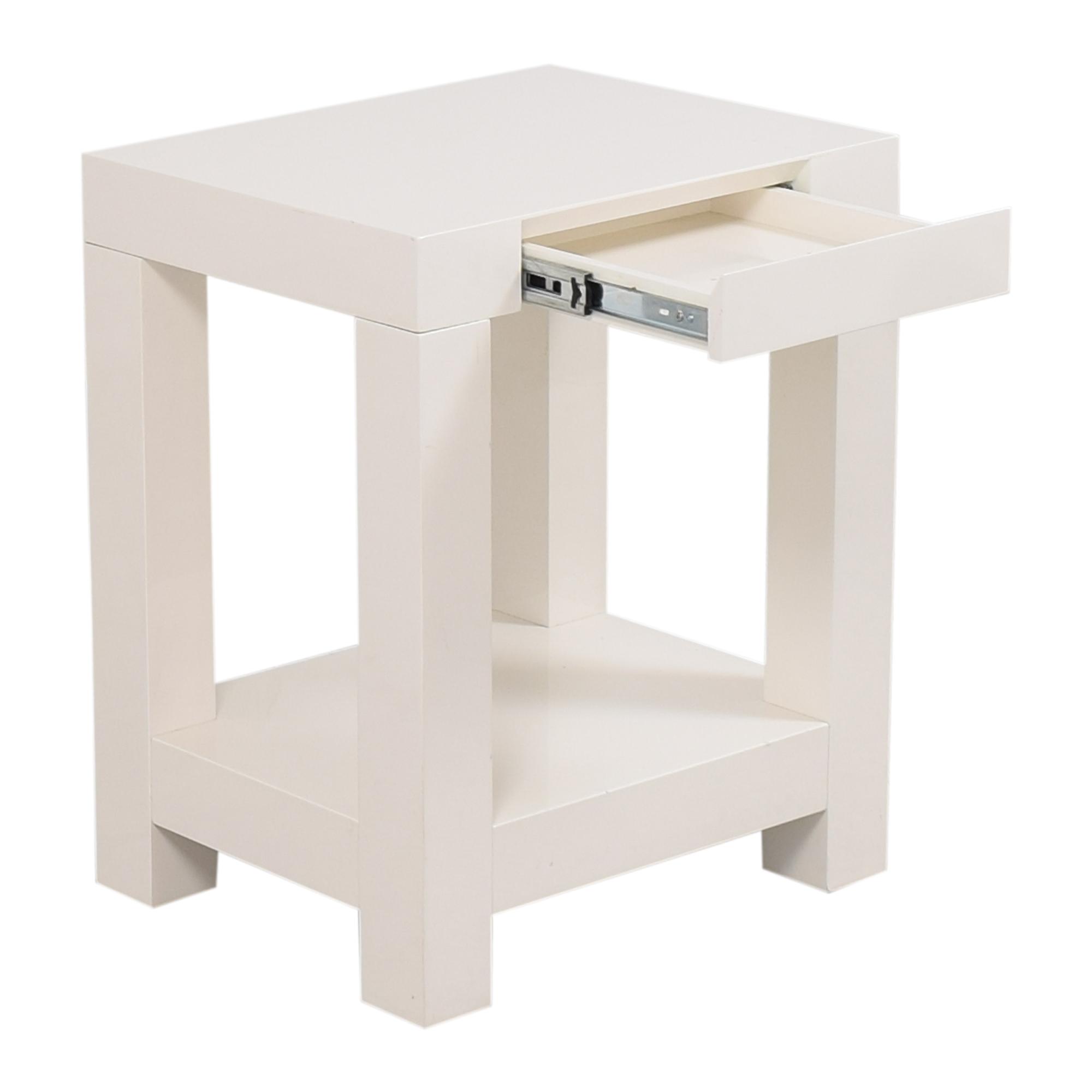 West Elm Parsons End Table / Tables