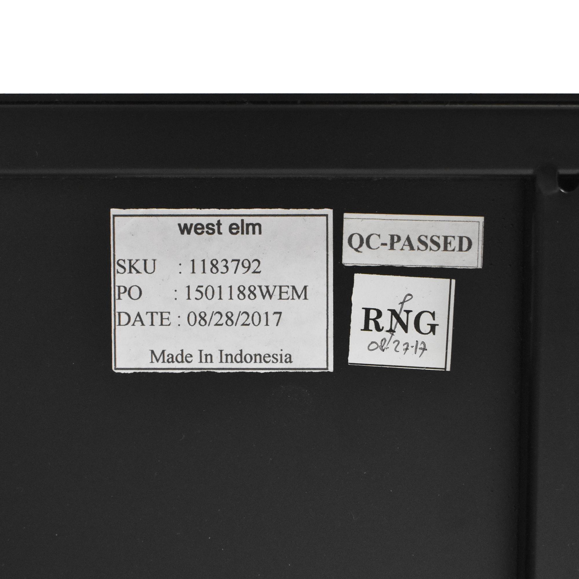 West Elm West Elm Metalwork Console pa