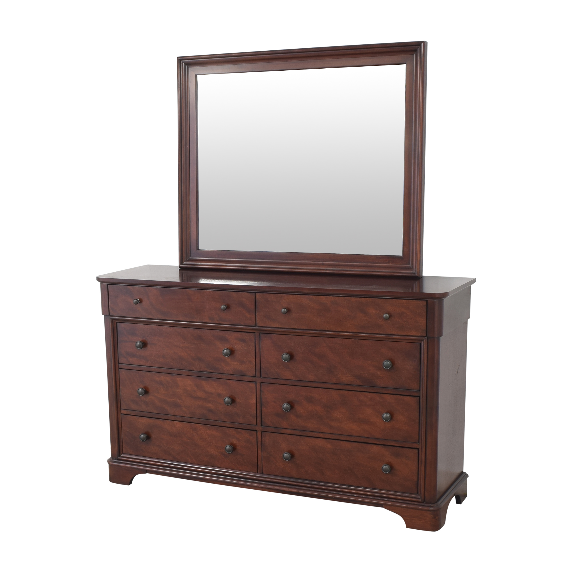 Legacy Classic Furniture Legacy Classic Furniture Double Dresser with Mirror