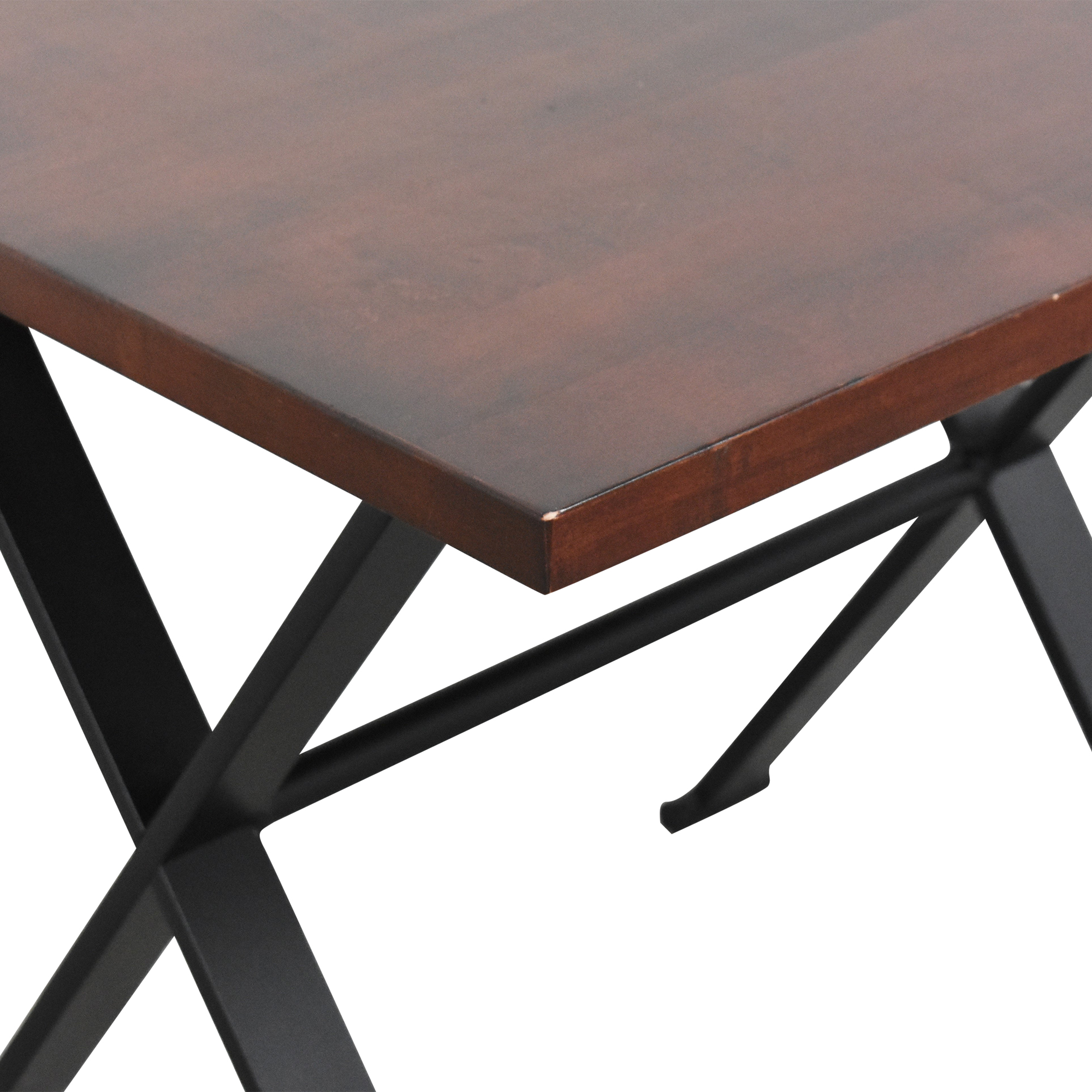 Square End Table ct