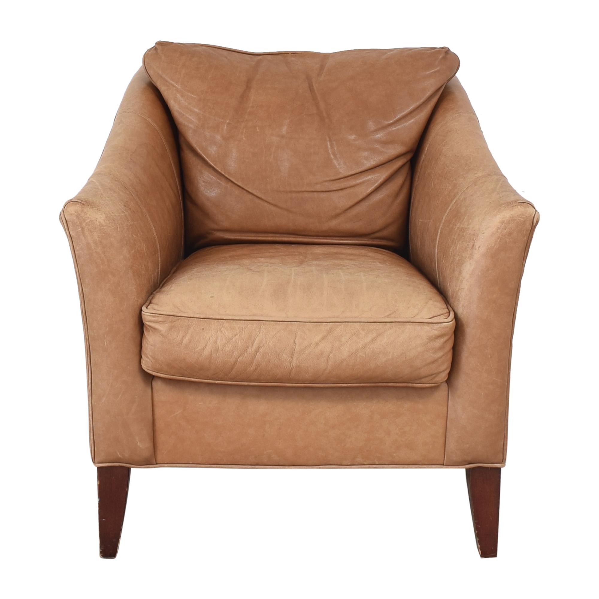buy Ethan Allen Ethan Allen Flare Arm Accent Chair online