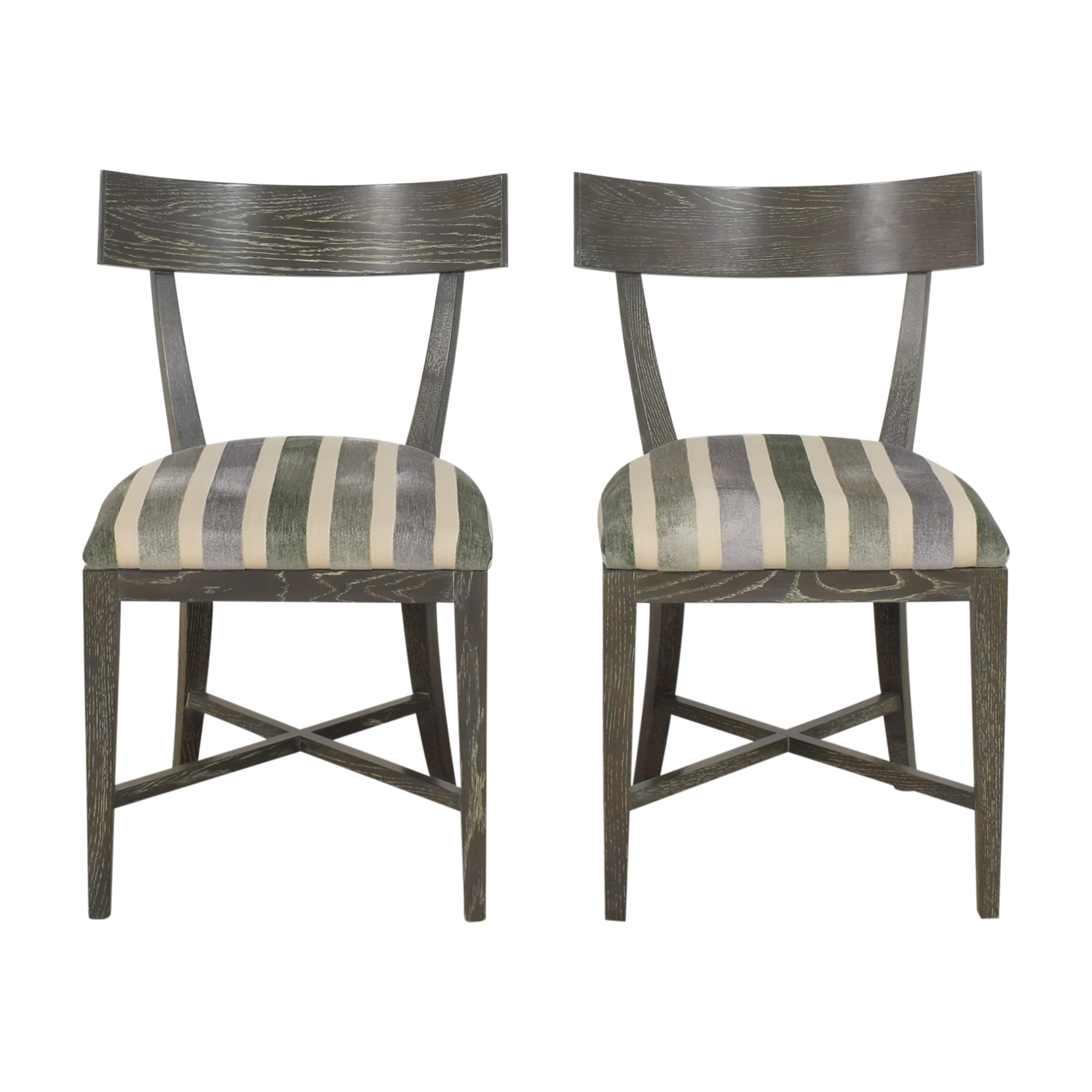 buy Arteriors Caden Dining Chairs Arteriors Chairs