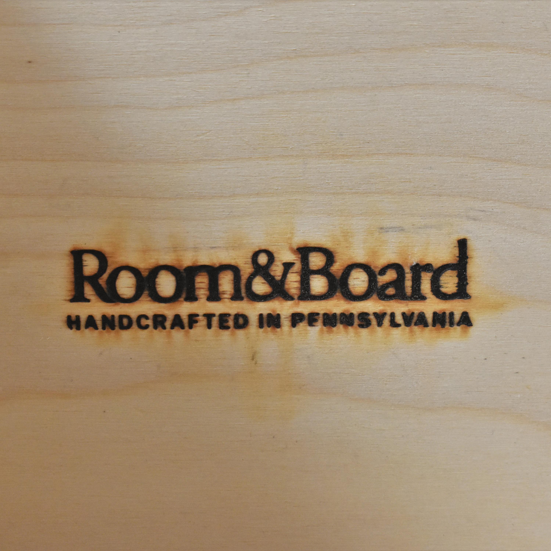 Room & Board Room & Board Modern Nightstand nyc