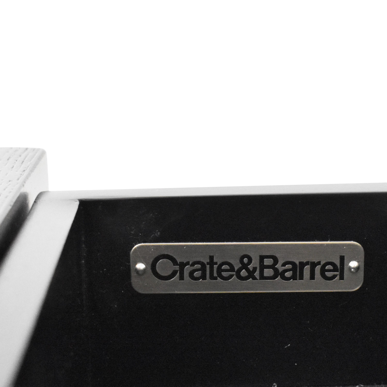 Crate & Barrel Crate & Barrel Spotlight Writing Desk discount
