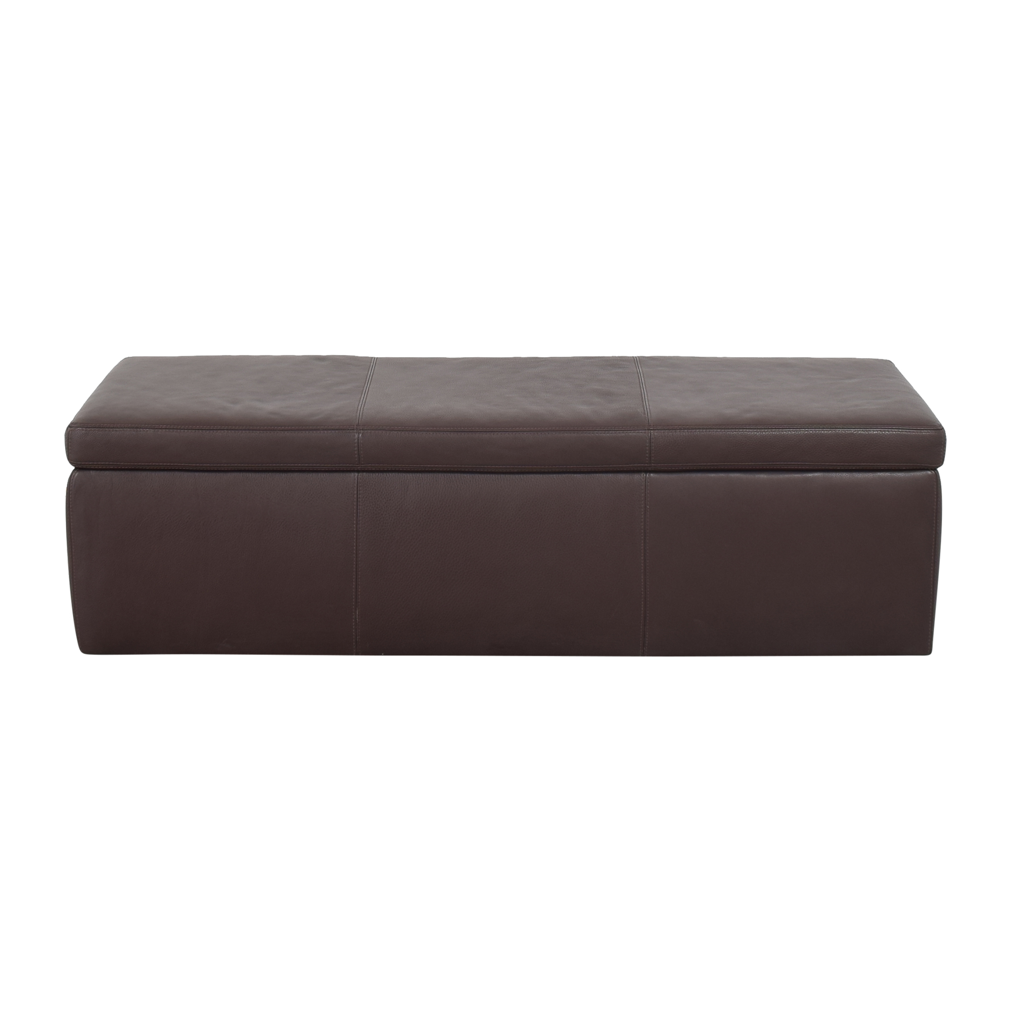 shop Room & Board Tyler Storage Ottoman Room & Board