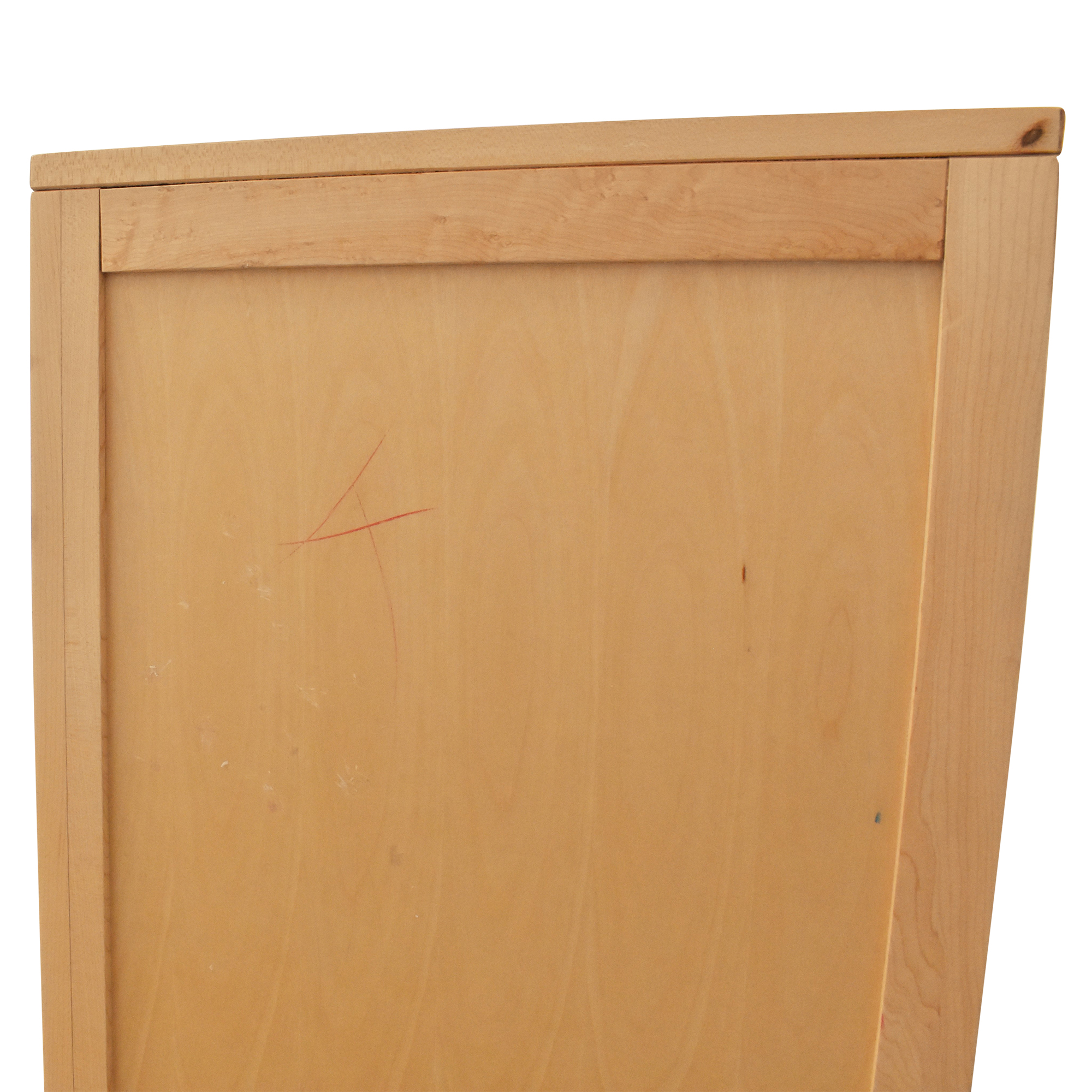 Six Drawer Double Dresser dimensions