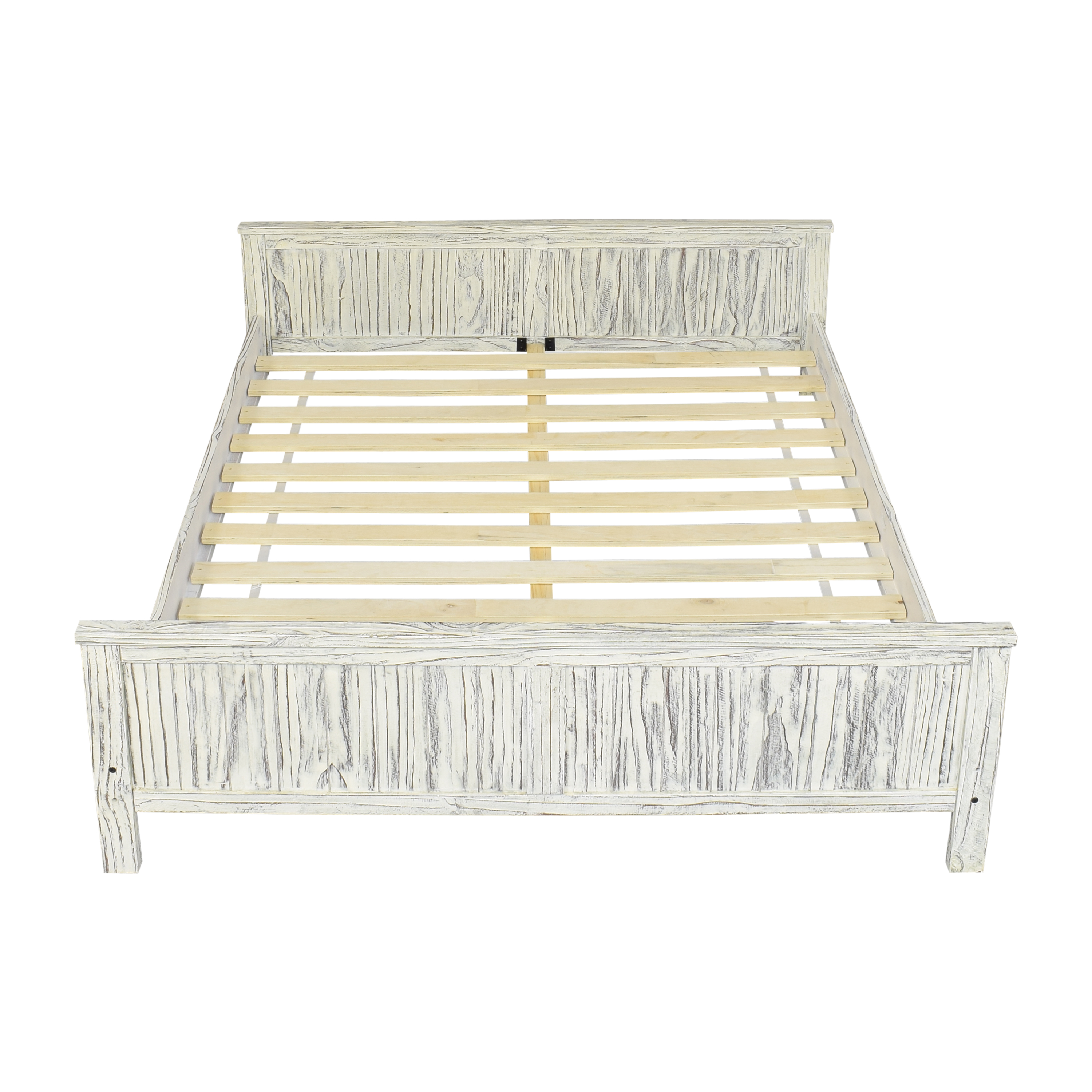 Birch Lane Rustic Style Full Bed / Bed Frames
