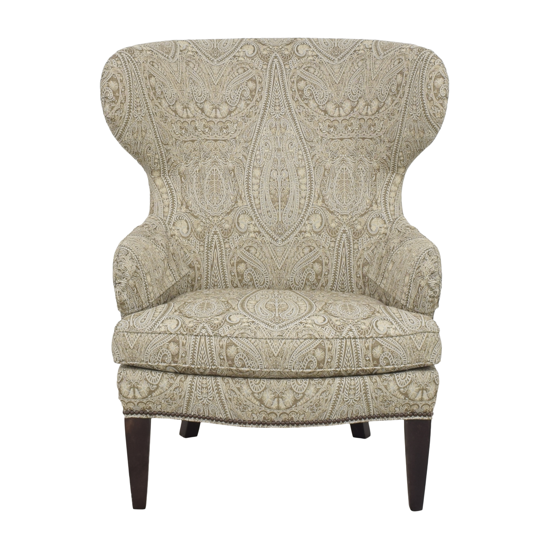 Ethan Allen Ethan Allen Rand Wing Chair ct