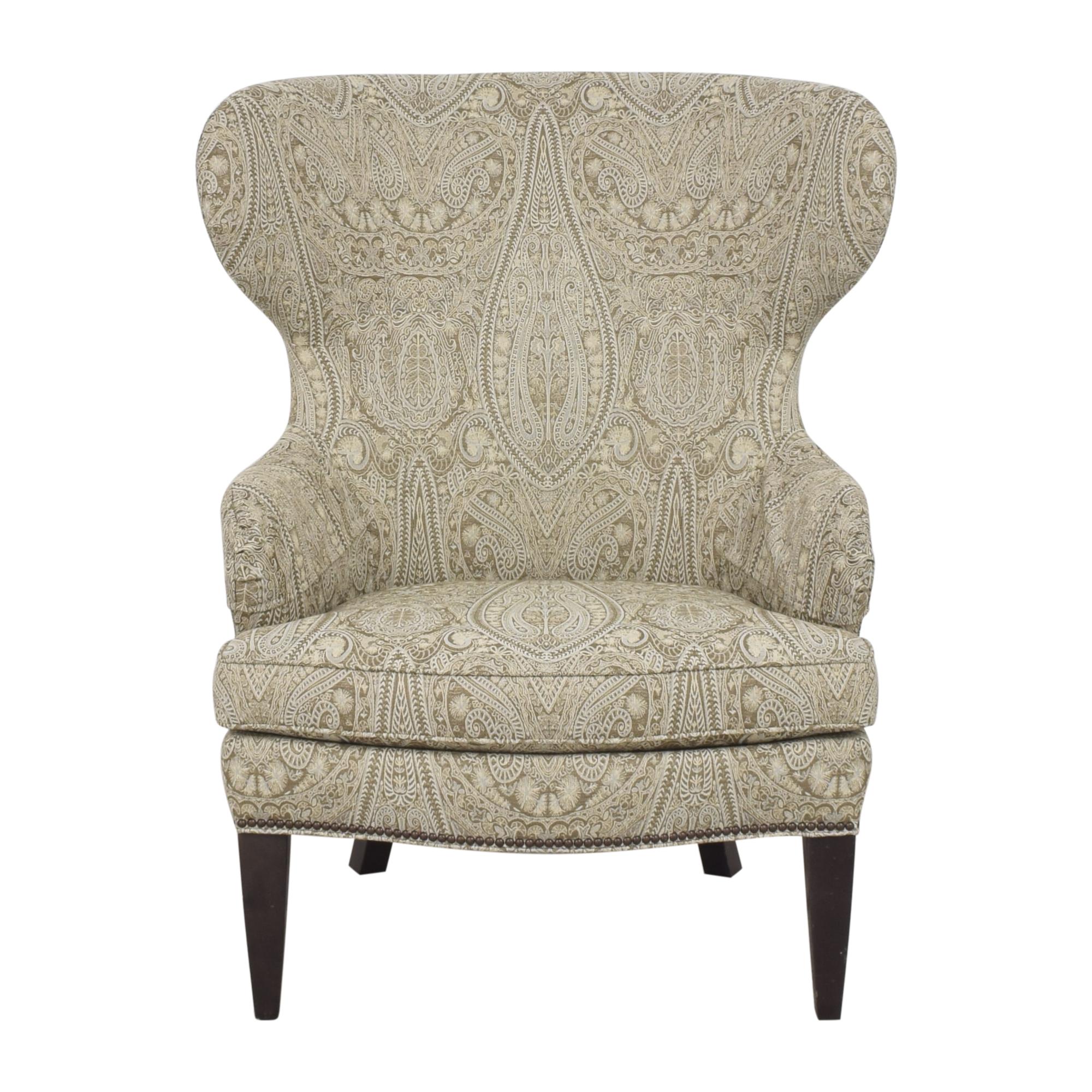 Ethan Allen Ethan Allen Rand Wing Chair nj