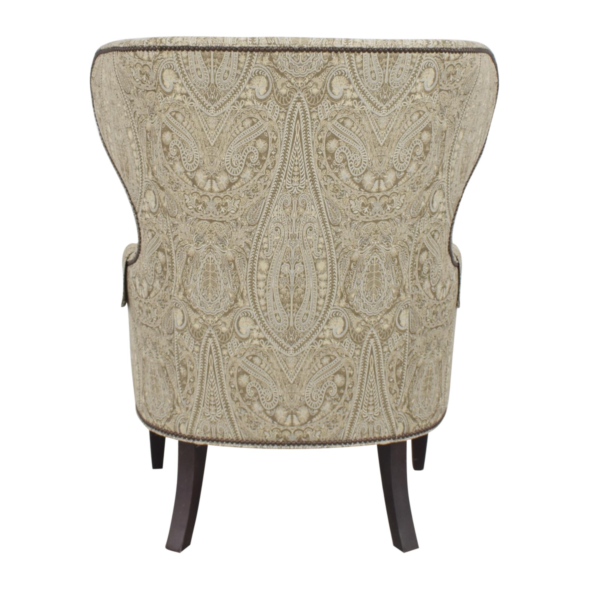 buy Ethan Allen Ethan Allen Rand Wing Chair online