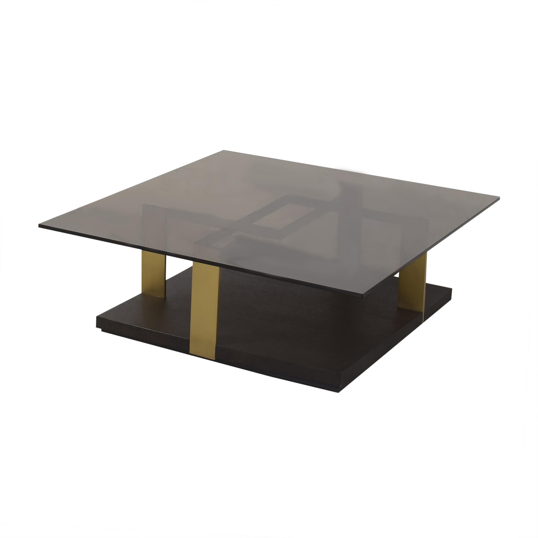 Huffman Koos Modern Coffee Table / Coffee Tables