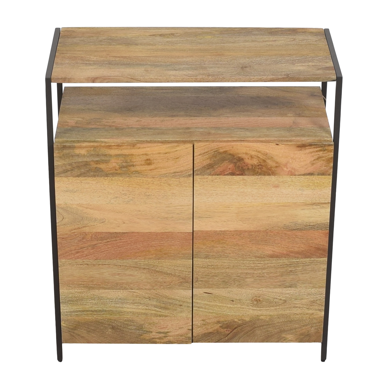 buy West Elm Industrial Storage Cabinet West Elm Cabinets & Sideboards