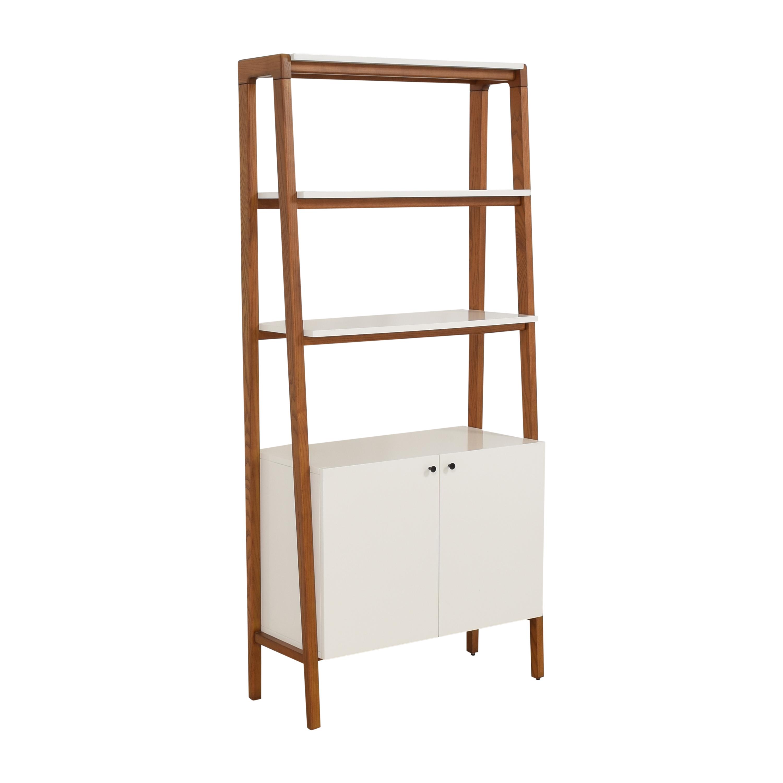 West Elm West Elm Modern Cabinet Bookcase Storage