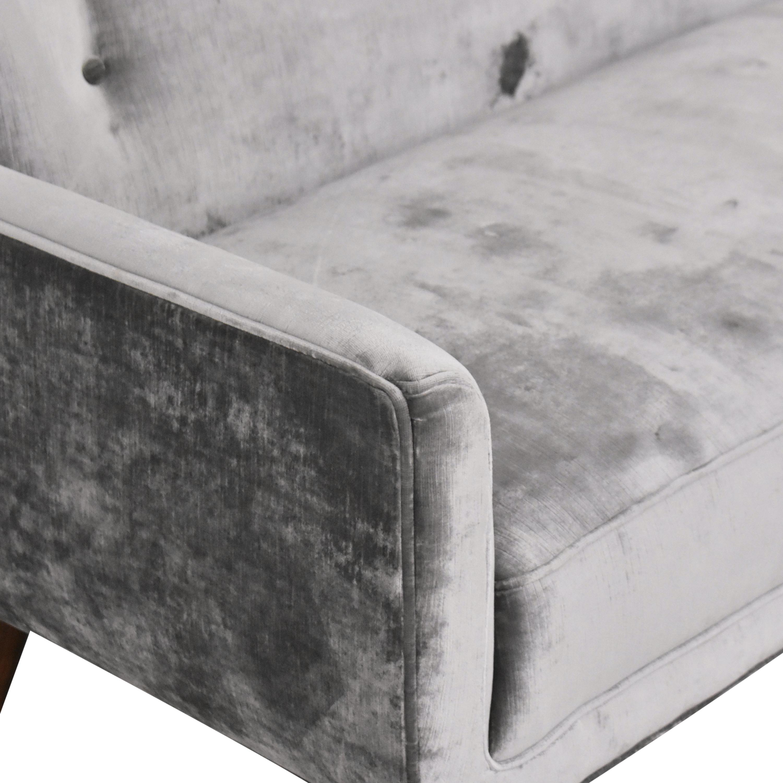 Jonathan Adler Jonathan Adler Godfrey Bench Cushion Sofa coupon
