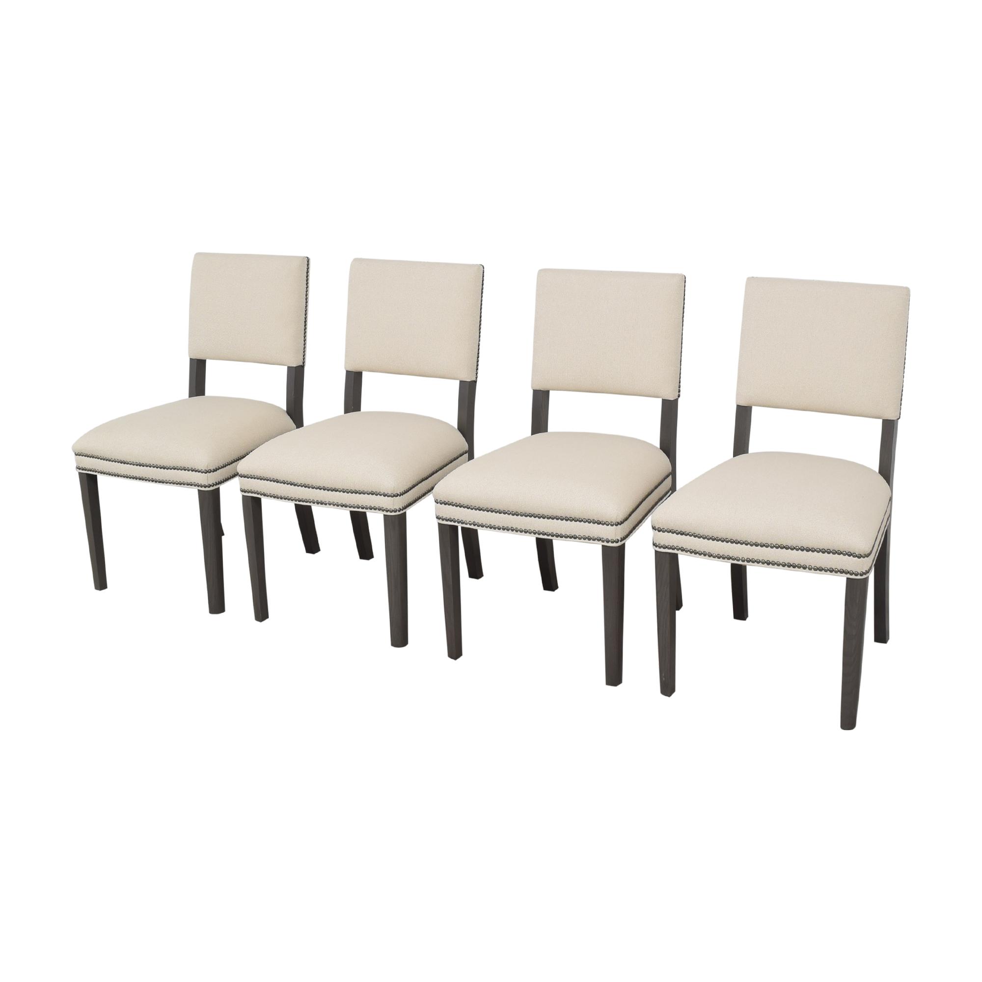 Vanguard Furniture Vanguard Furniture Newton Stocked Dining Chairs nyc