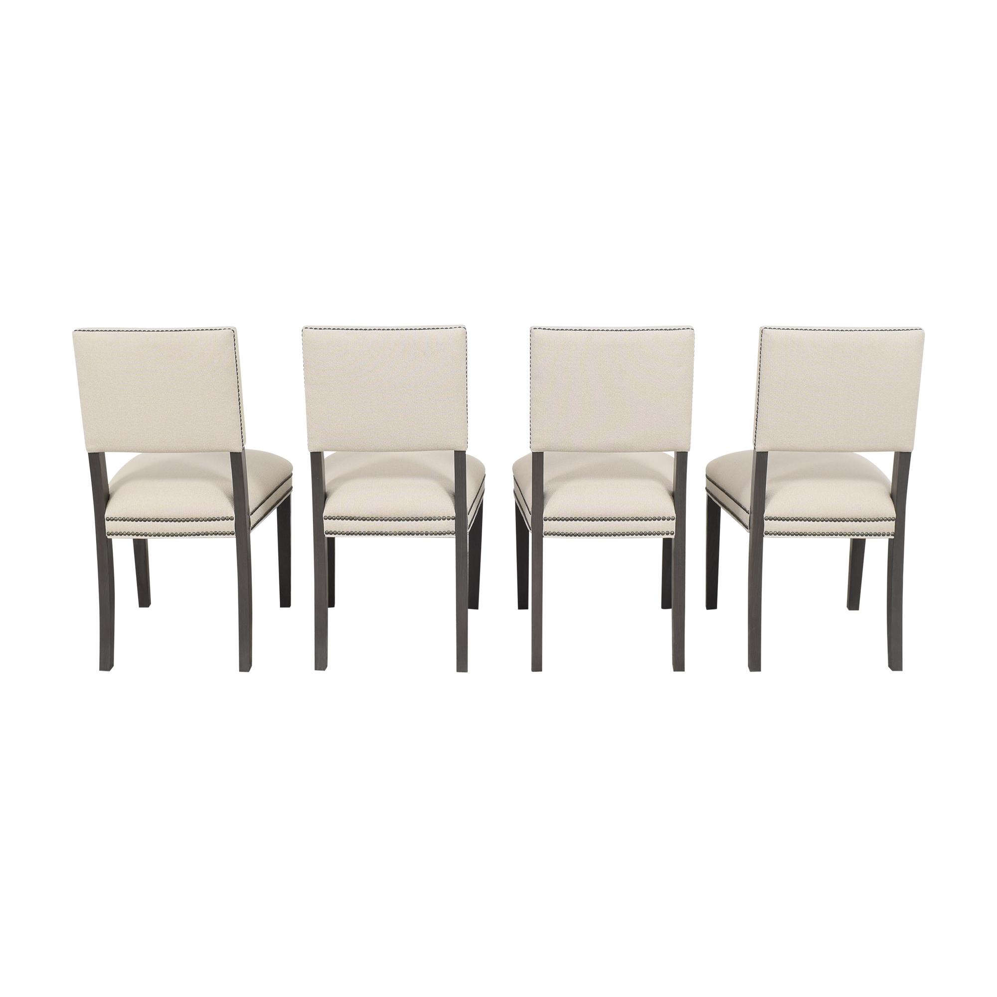 Vanguard Furniture Vanguard Furniture Newton Stocked Dining Chairs coupon