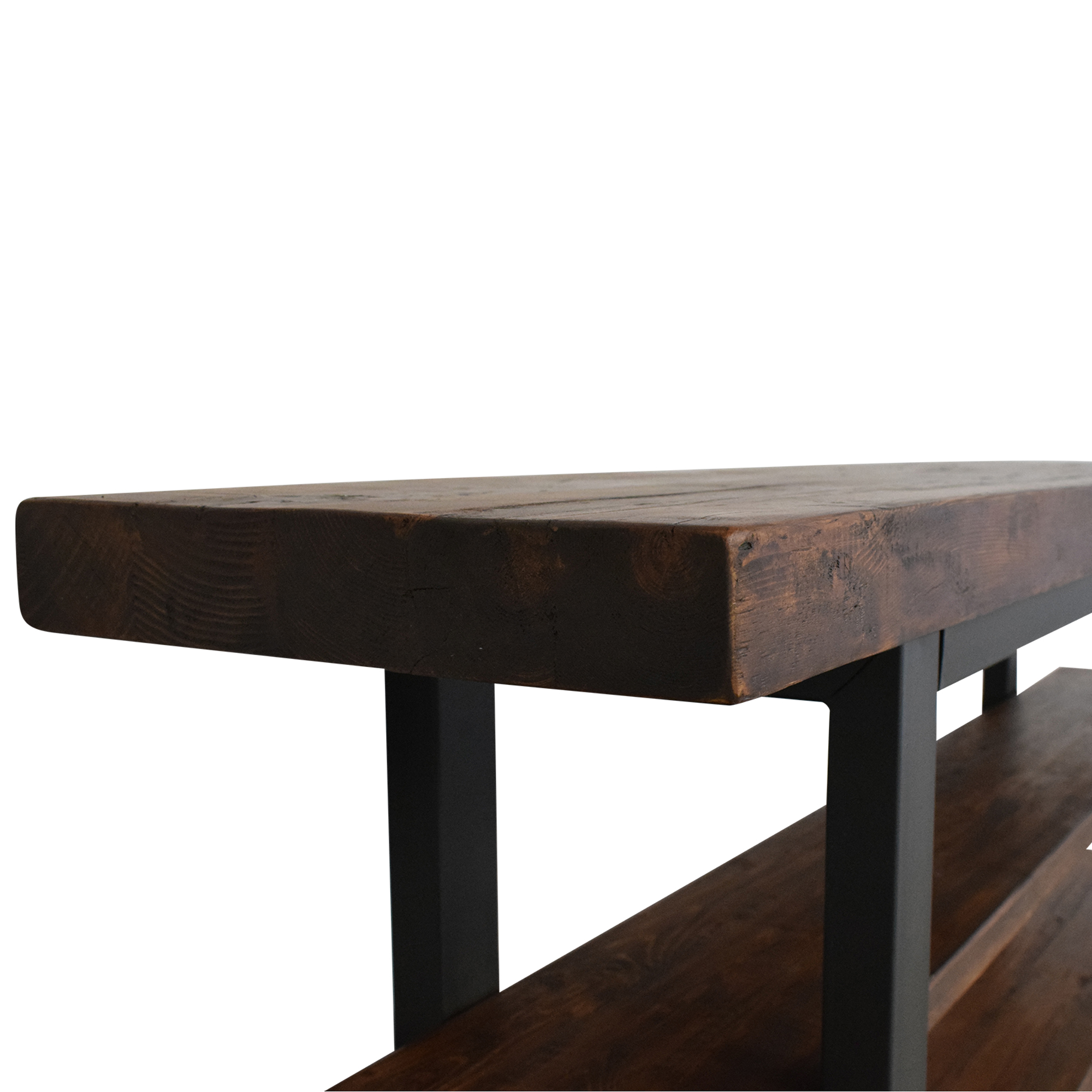 Pottery Barn Pottery Barn Griffin Reclaimed Media Console Tables