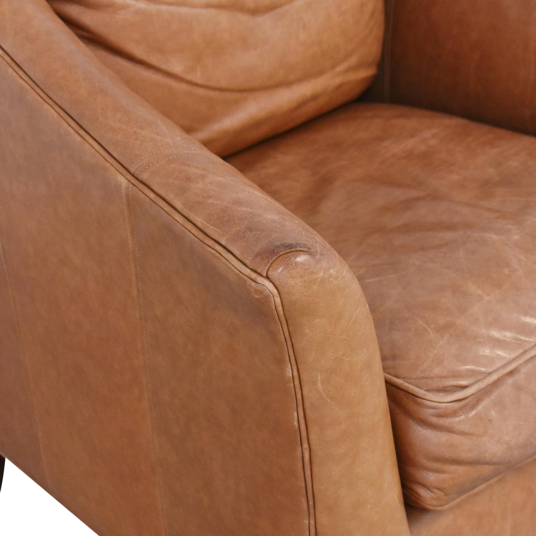 shop Ethan Allen Gibson Accent Chair Ethan Allen