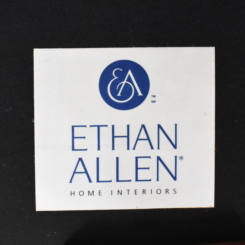 Ethan Allen Ethan Allen Gibson Accent Chair brown