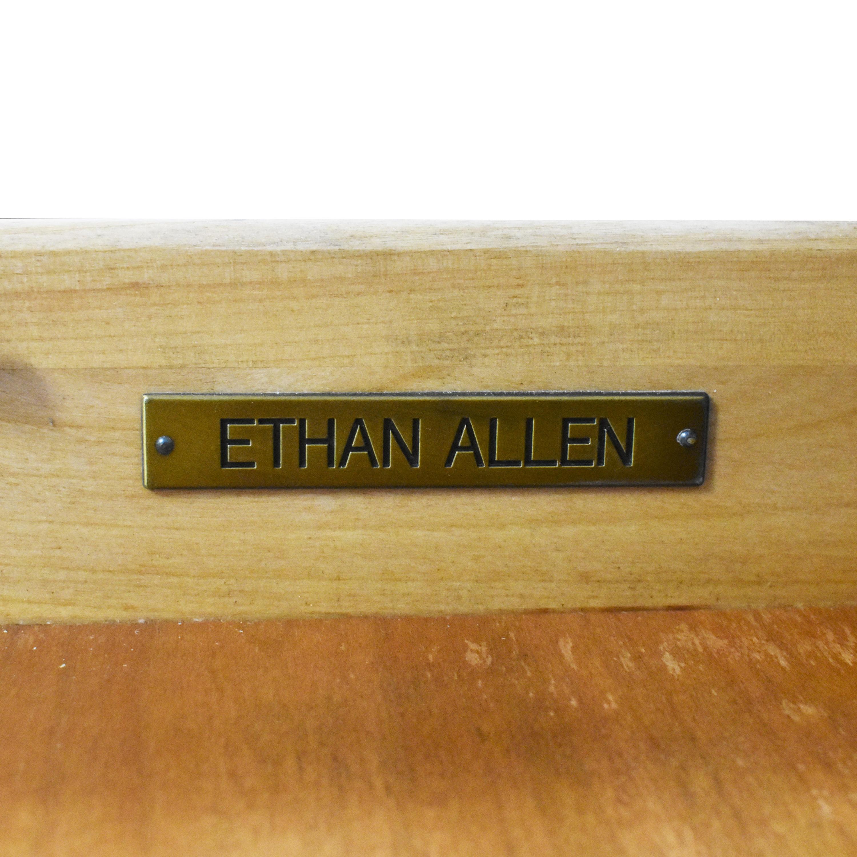 Ethan Allen Ethan Allen Executive Pedestal Desk coupon