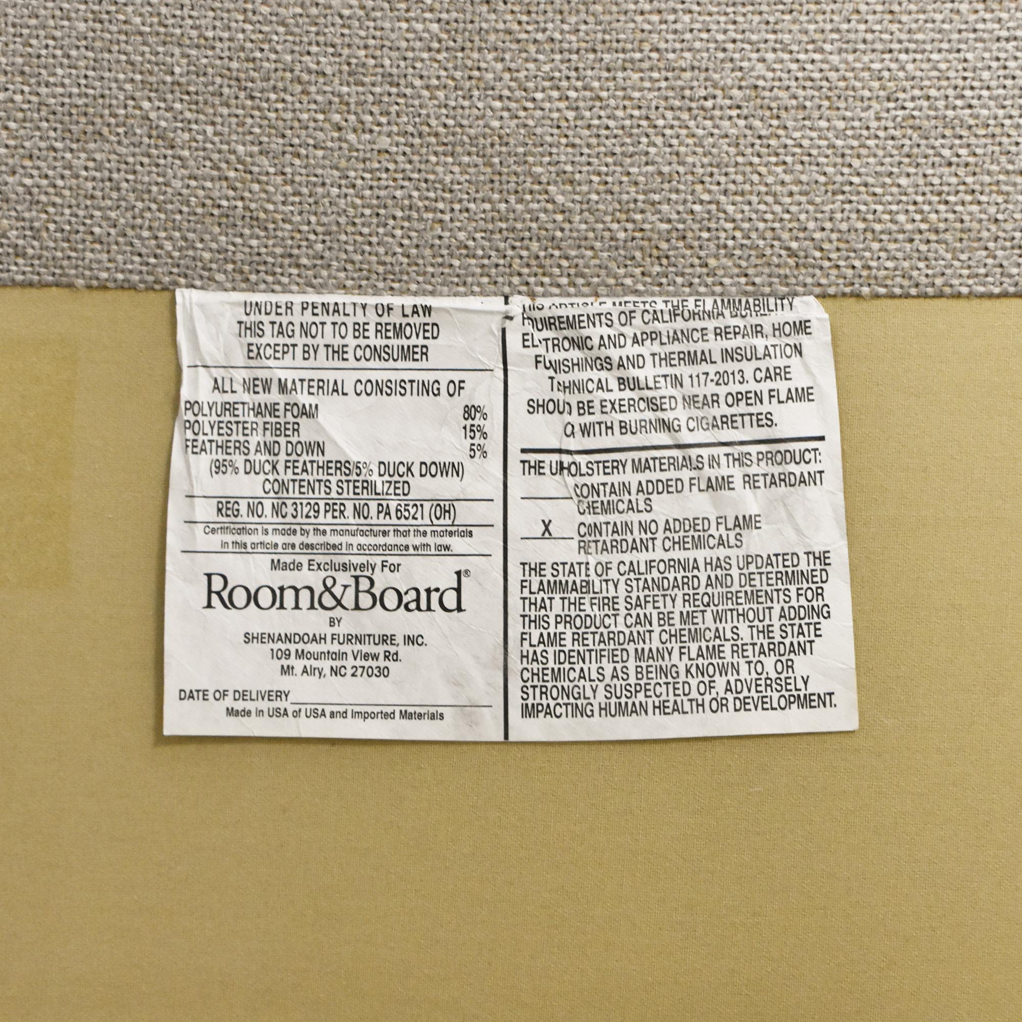 Room & Board Room & Board Three Cushion Sofa coupon