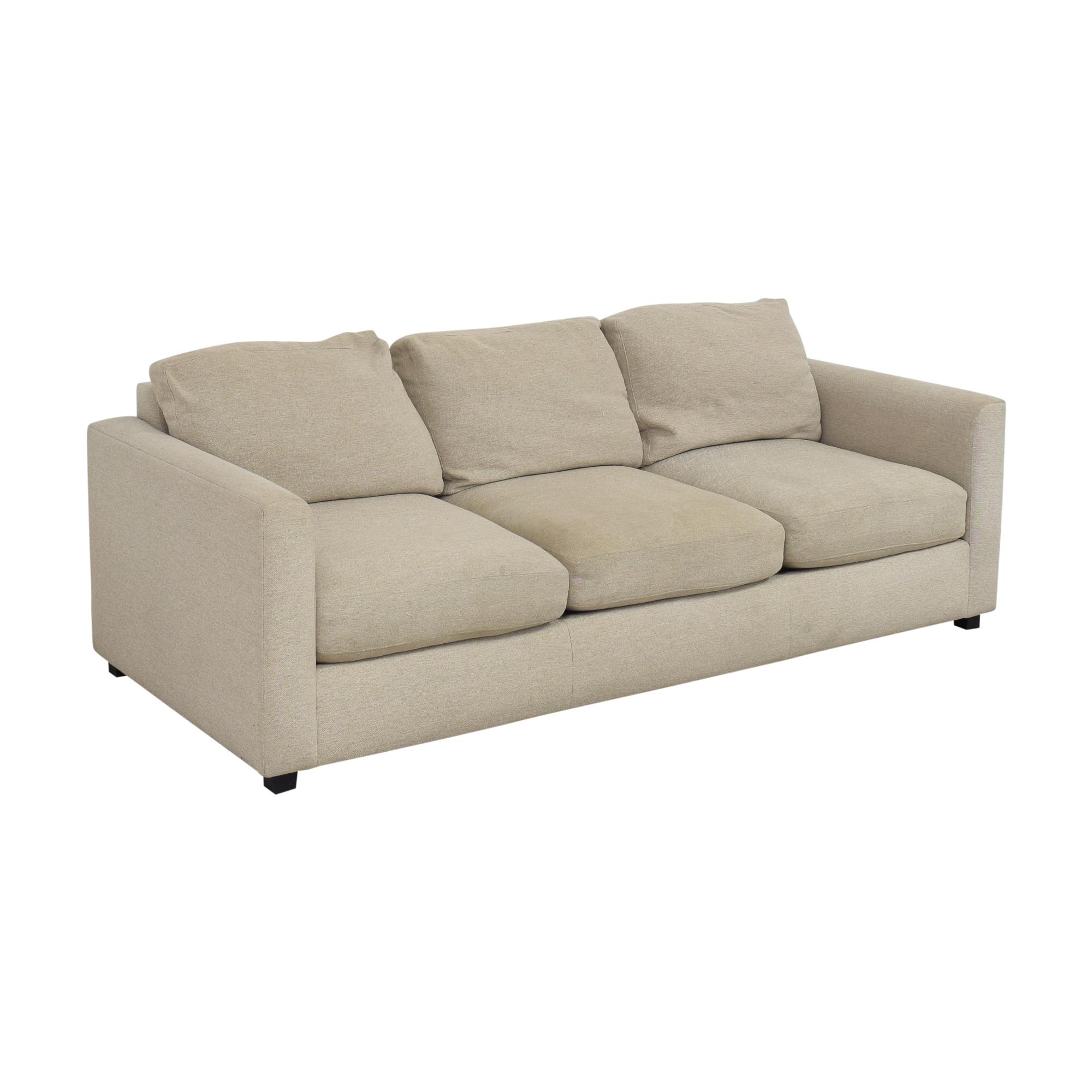 Room & Board Room & Board Three Cushion Sofa Sofas