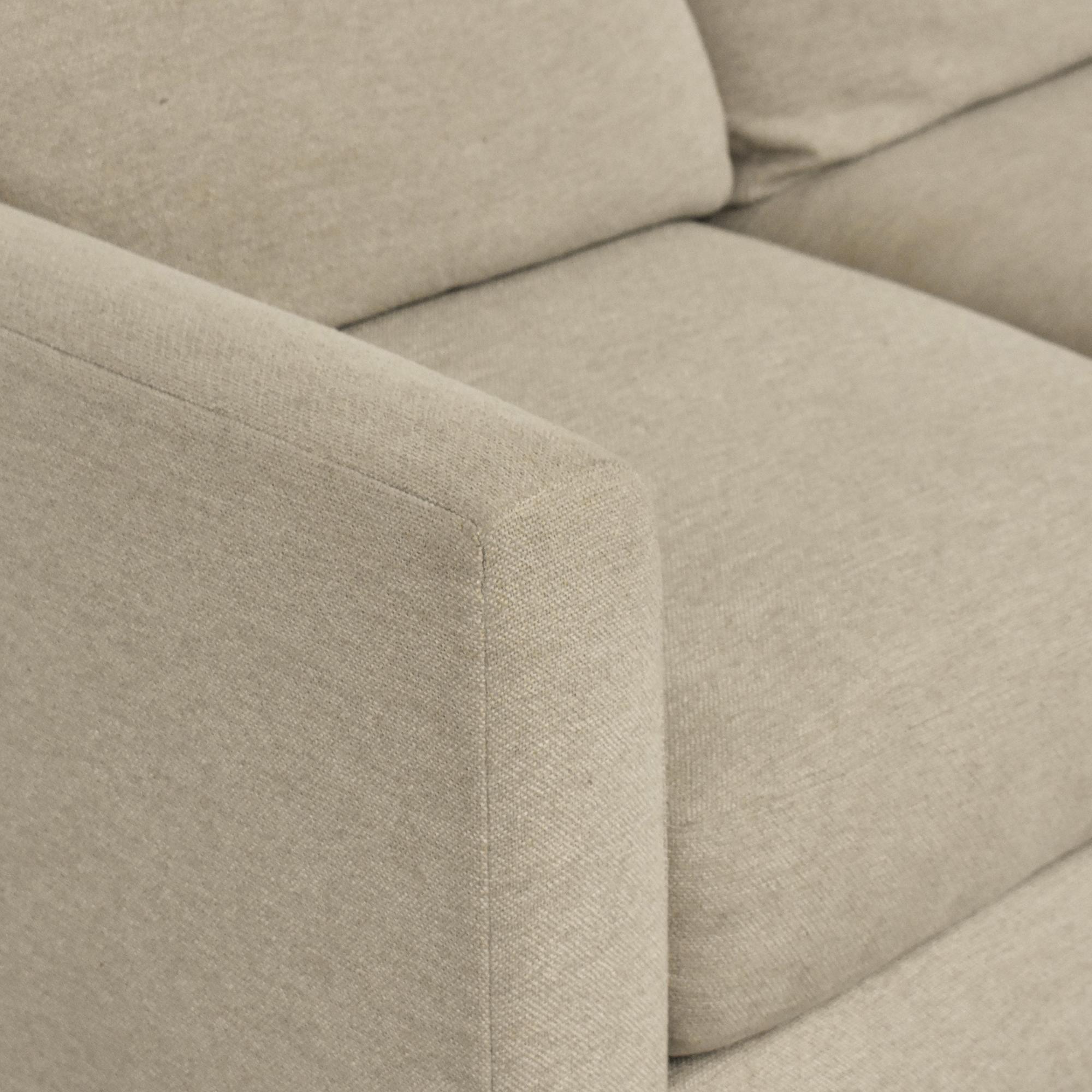 Room & Board Room & Board Three Cushion Sofa pa