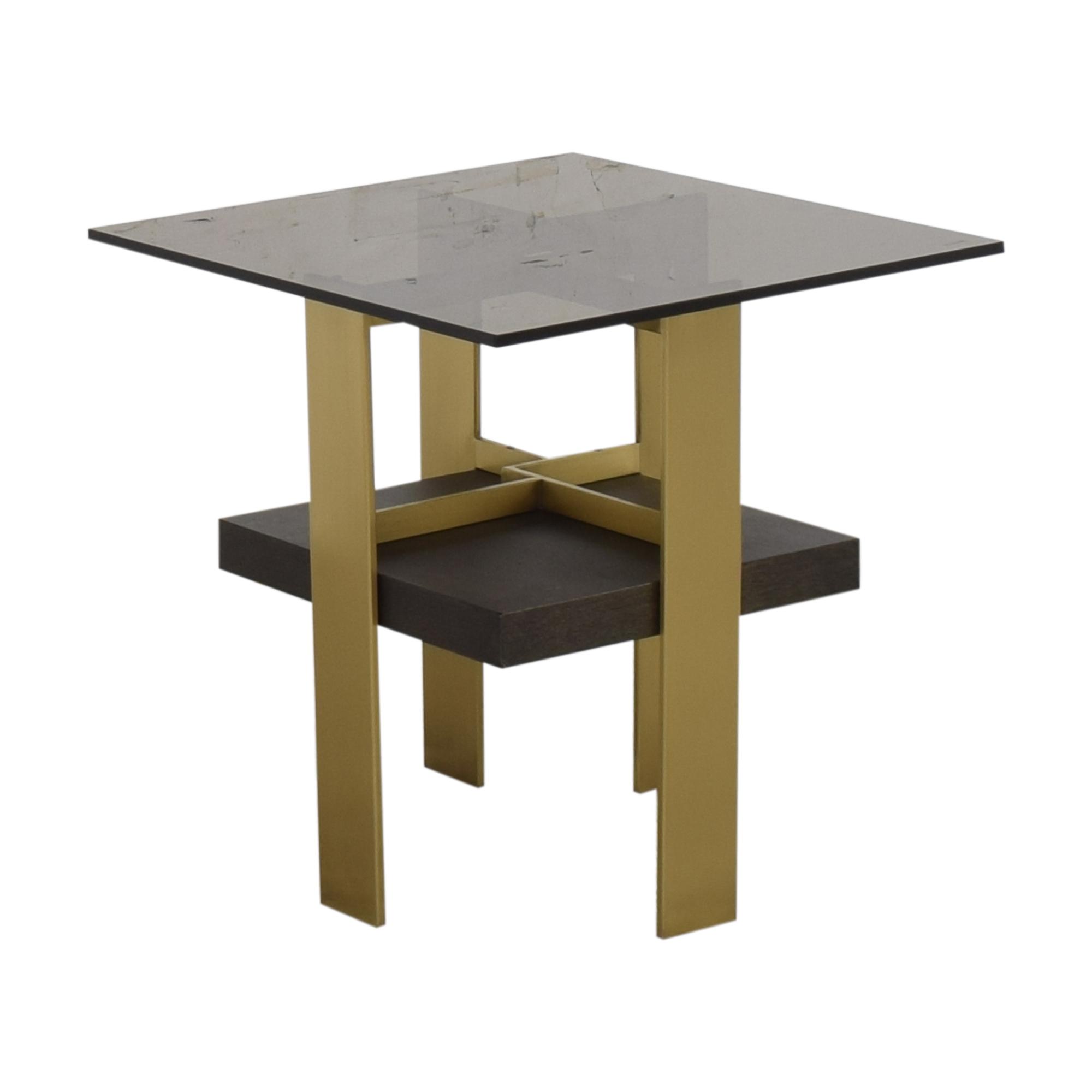 Huffman Koos Huffman Koos Geometric Side Table multi