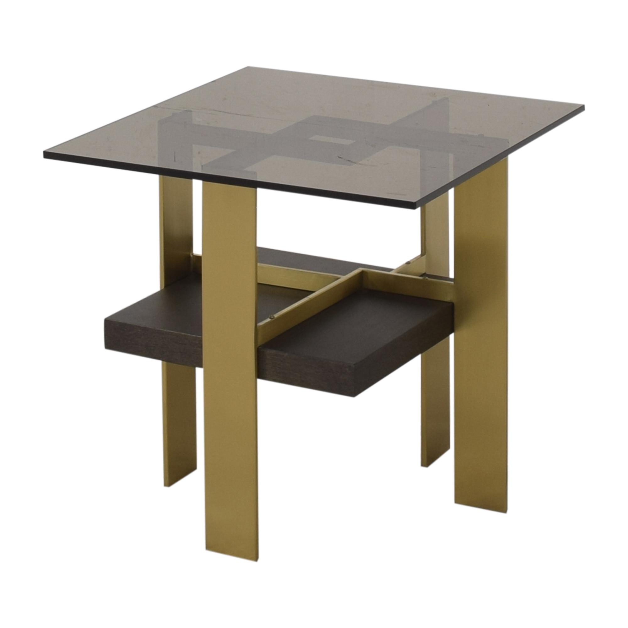 buy Huffman Koos Huffman Koos Geometric Side Table online