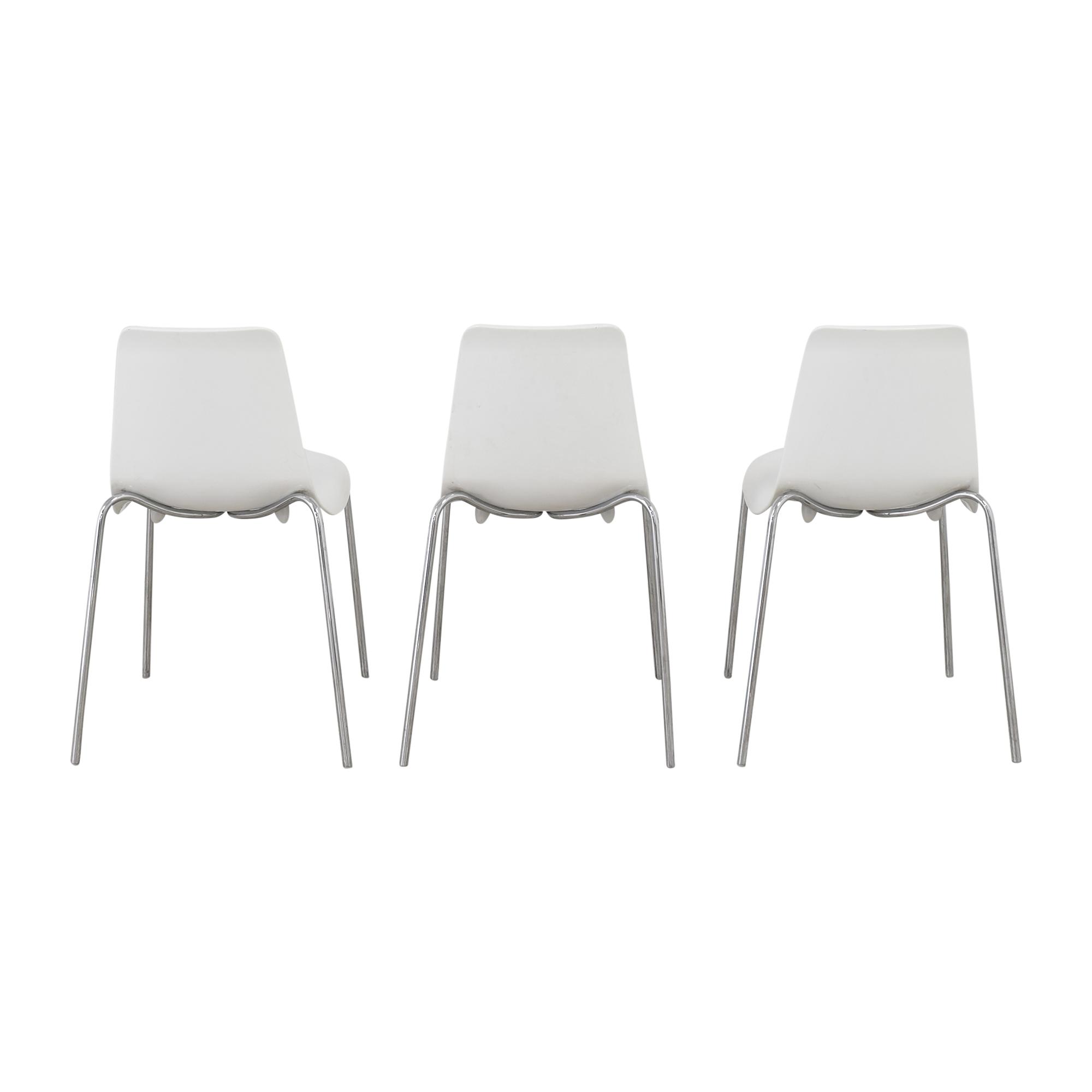 Bonaldo Lei Stackable Chairs Bonaldo