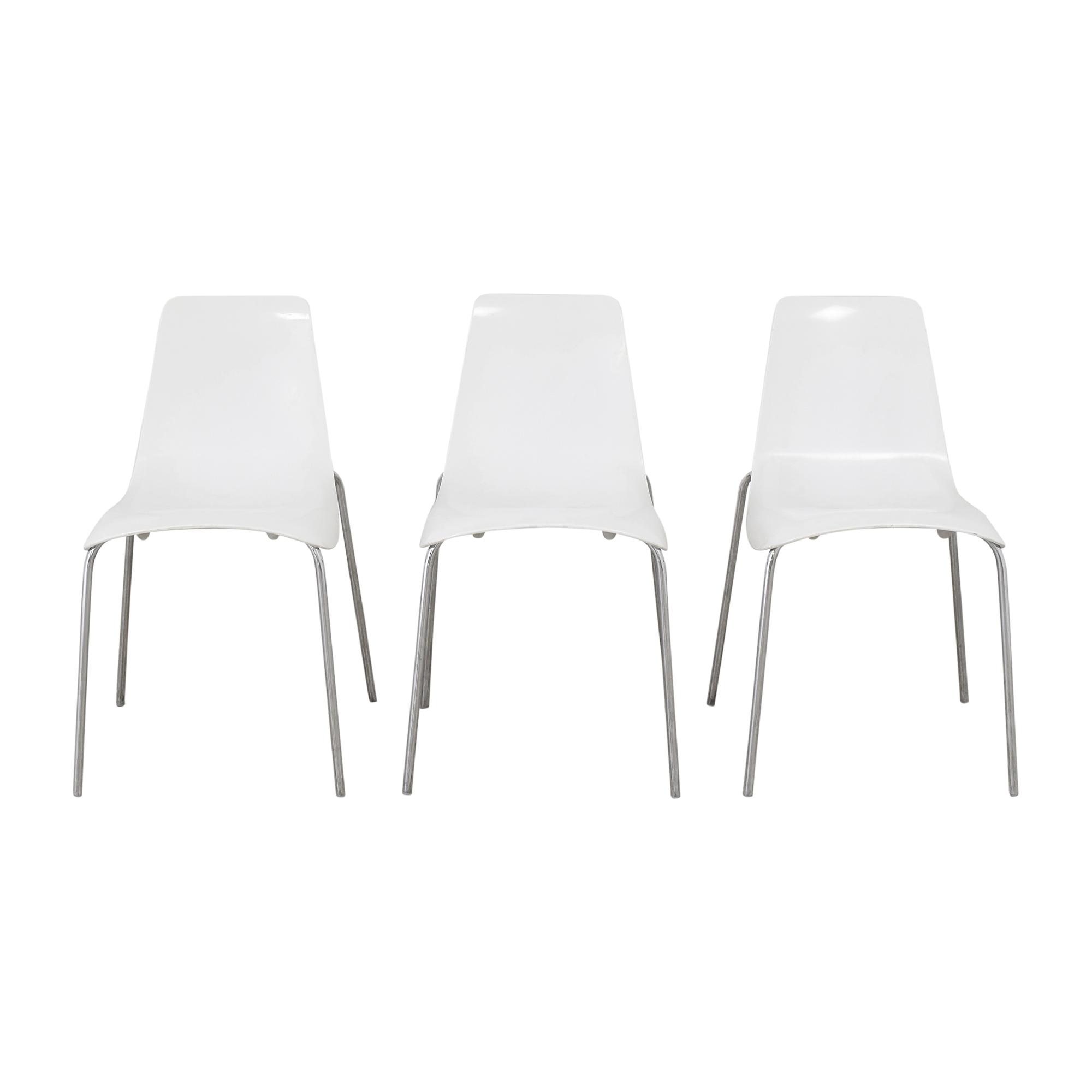 Bonaldo Bonaldo Lei Stackable Chairs for sale