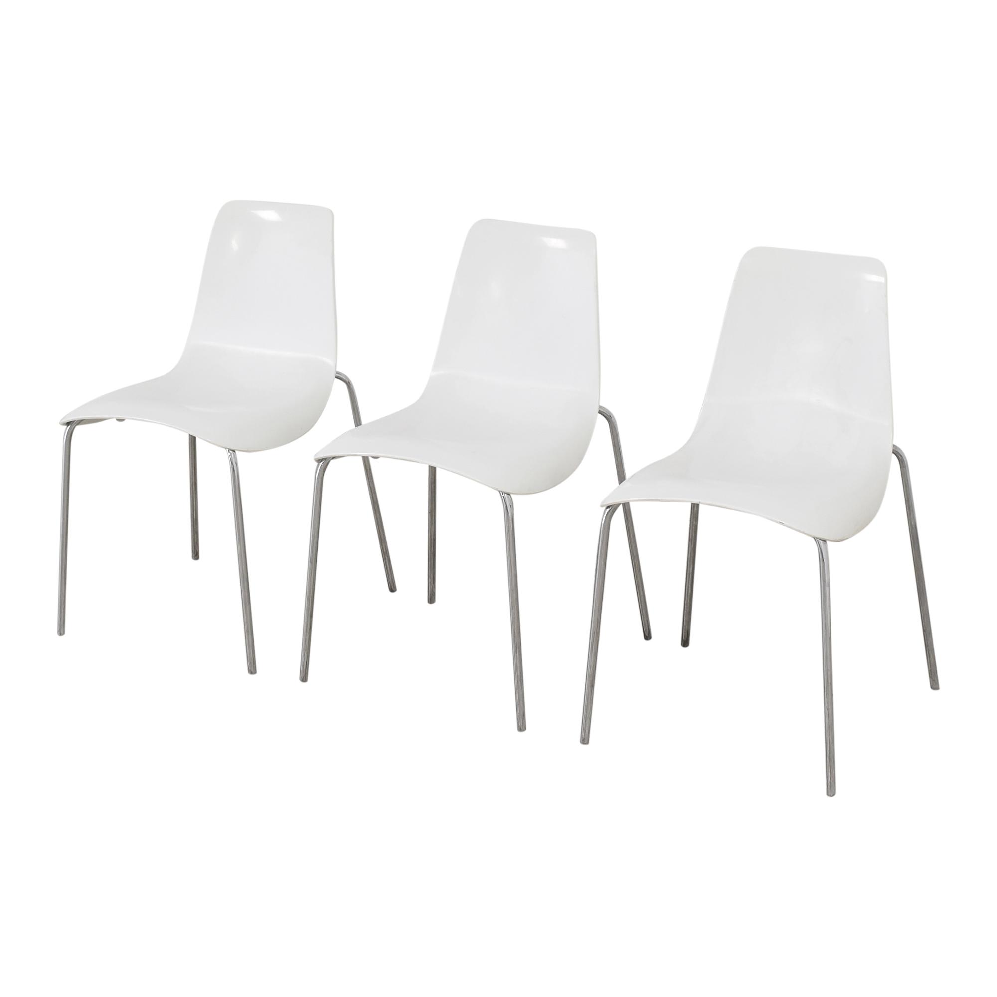 Bonaldo Bonaldo Lei Stackable Chairs nyc